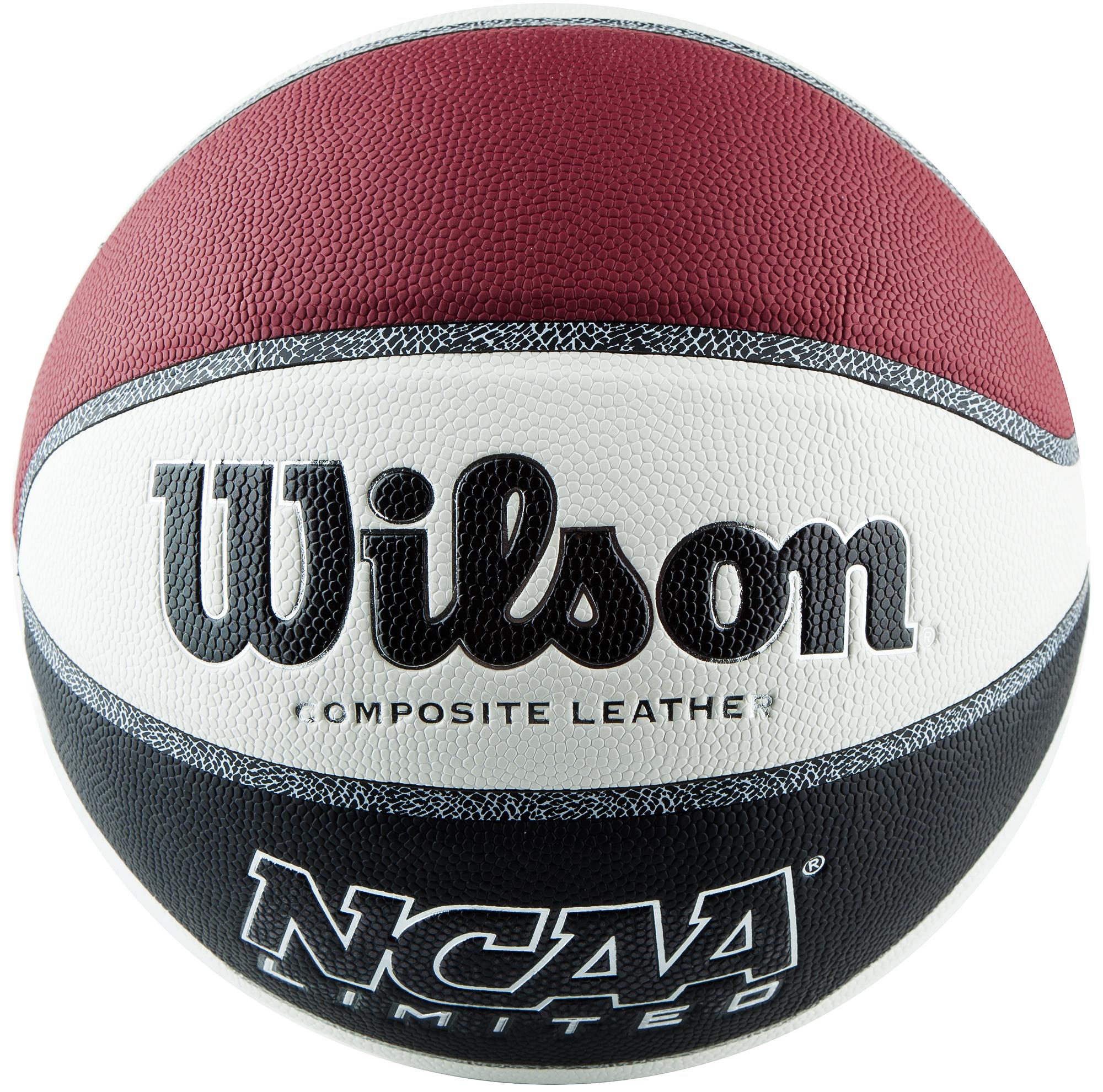 Wilson Мяч баскетбольный Wilson NCAA Limited, размер 7