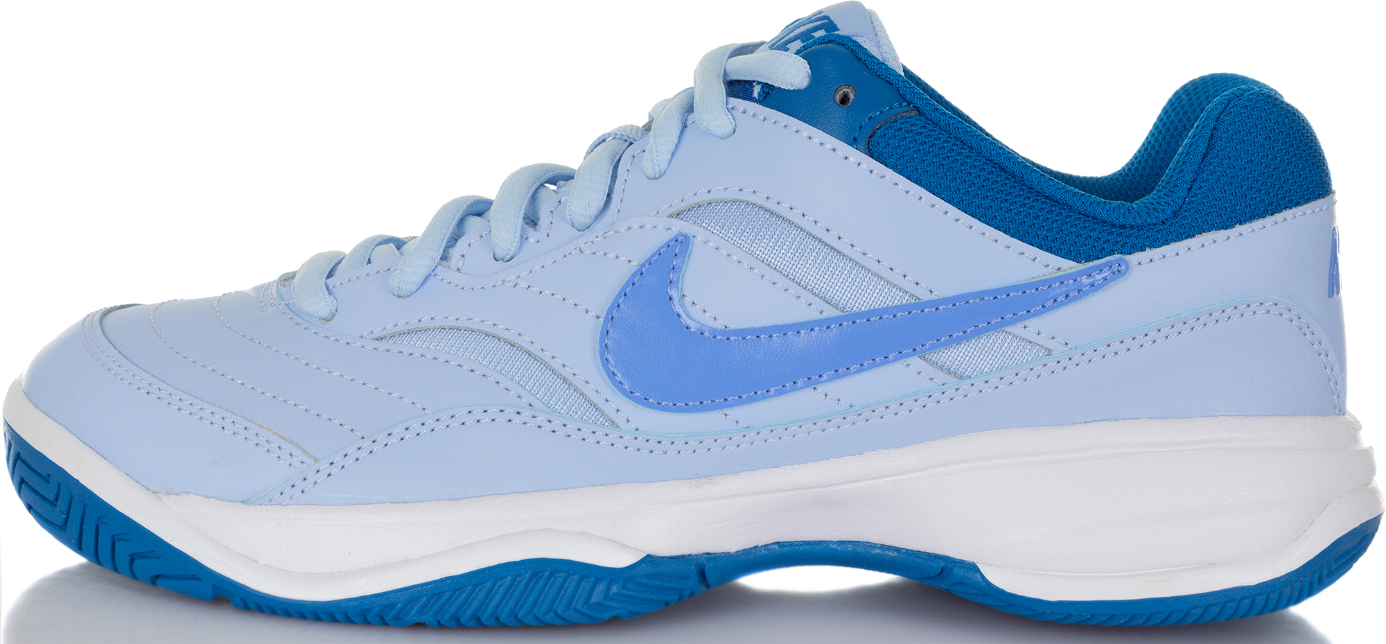 Nike Кроссовки женские Nike Court Lite, размер 37,5 кроссовки для тенниса мужские nike court lite цвет белый 845021 100 размер 10 5 43 5