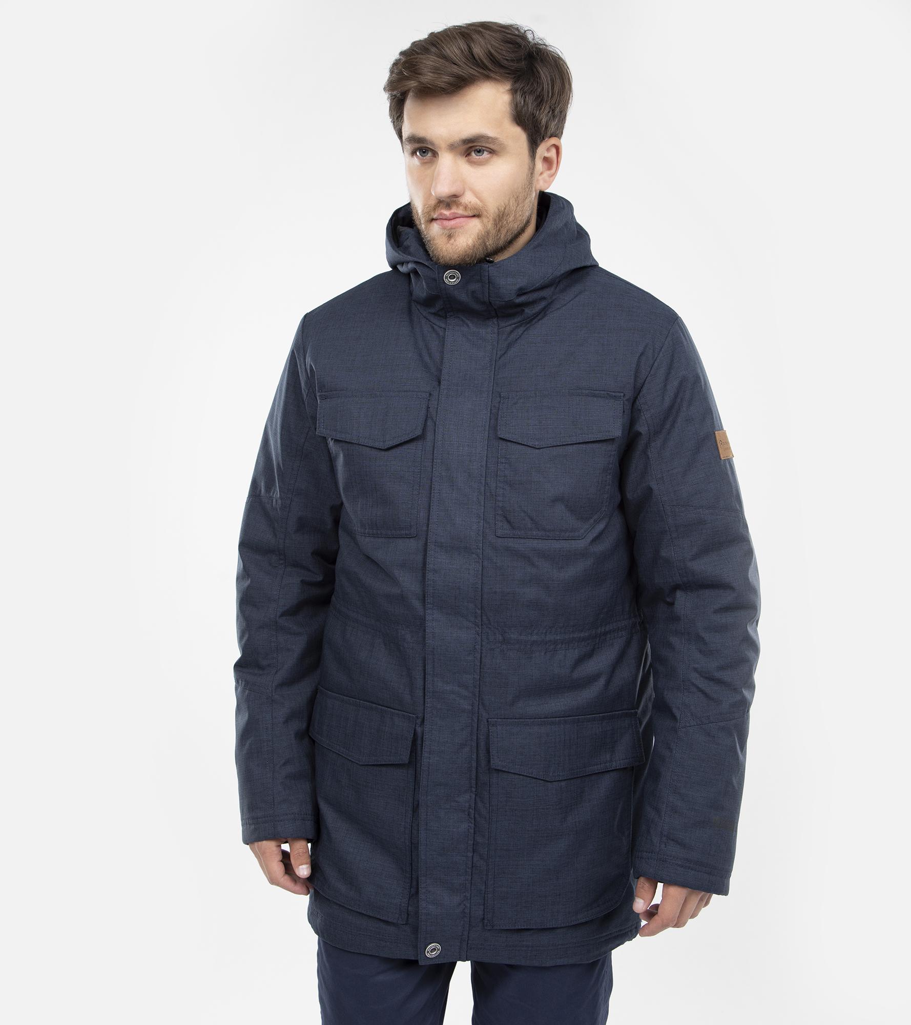 лучшая цена Outventure Куртка 3 в 1 мужская Outventure, размер 58