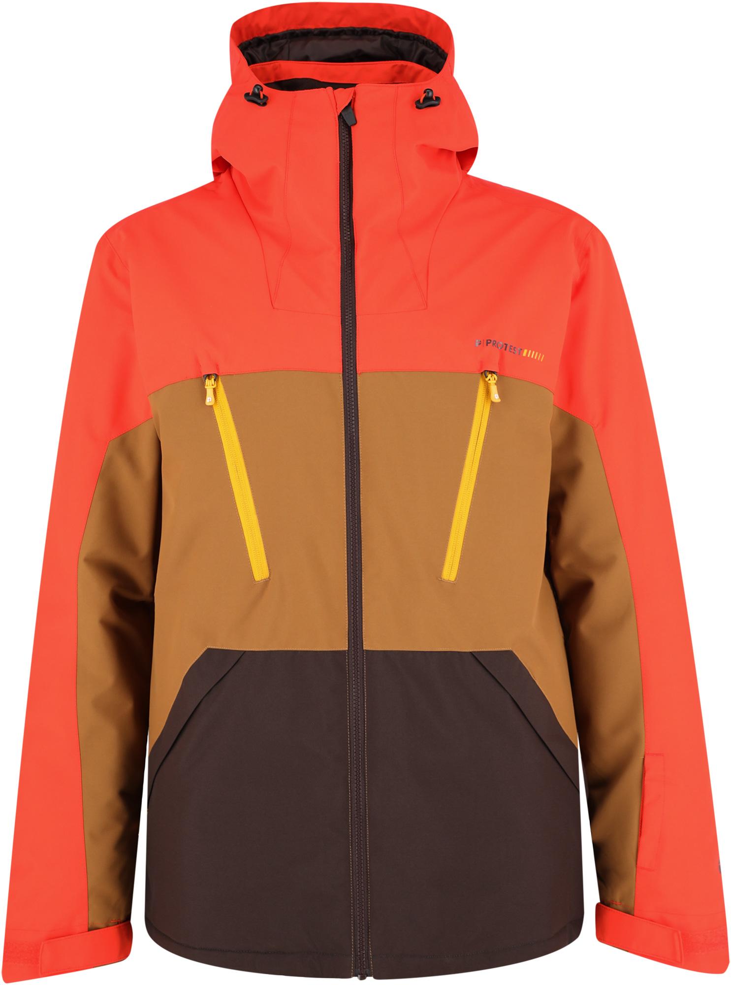 Protest Куртка утепленная мужская Protest Ultra, размер 48-50