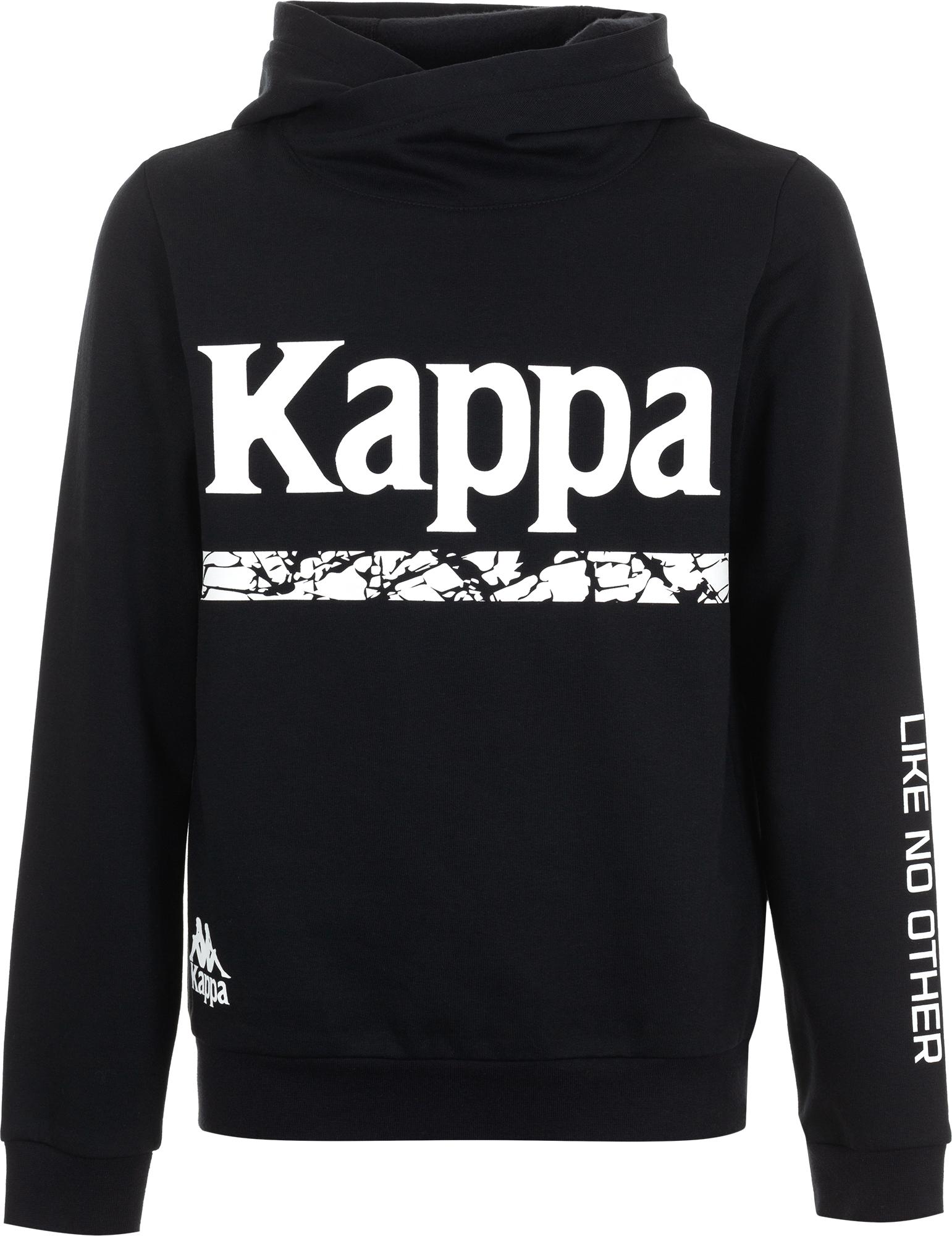 Kappa Джемпер для мальчиков Kappa, размер 176 стоимость