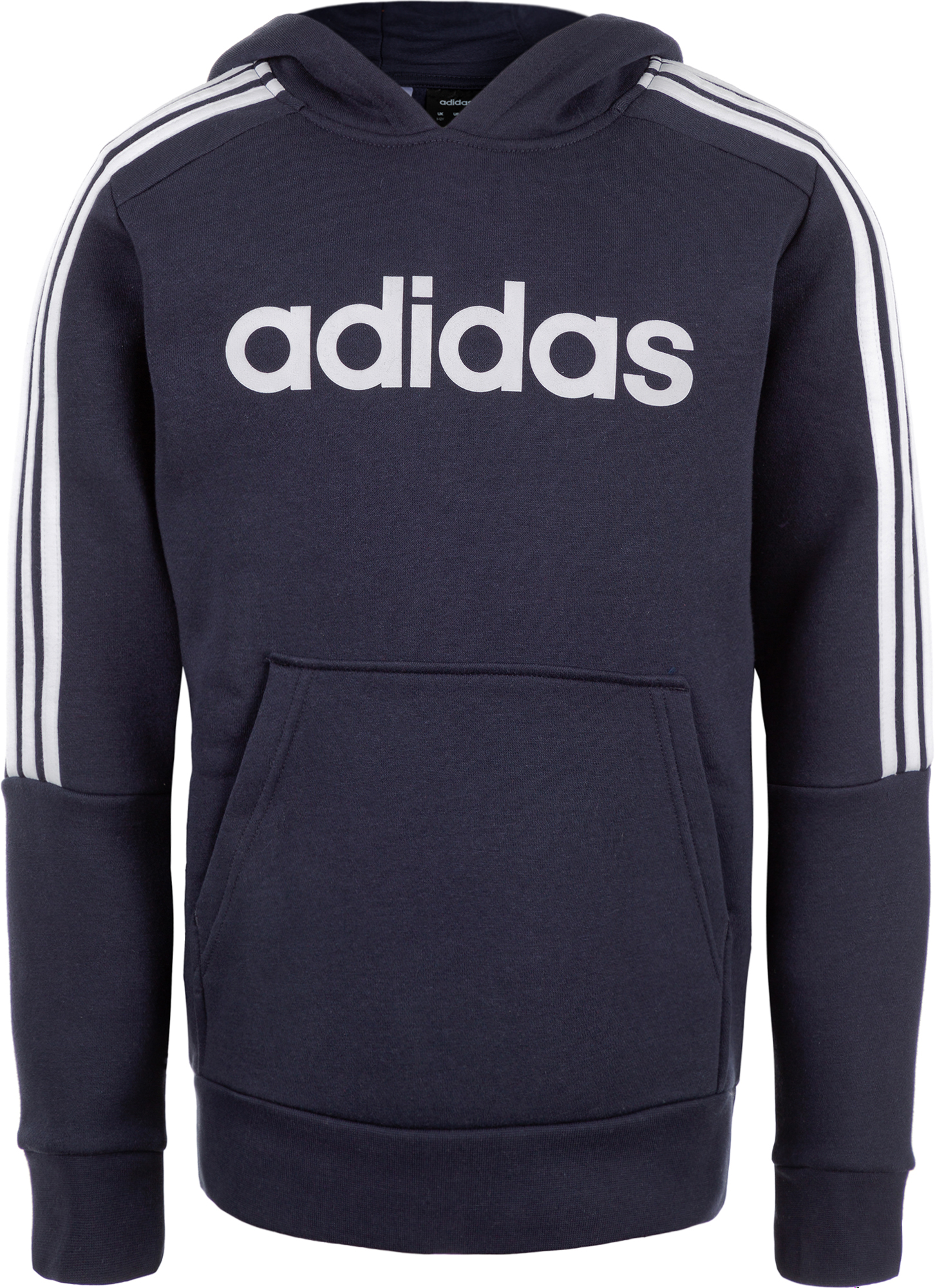 Adidas Худи для мальчиков 3-Stripes, размер 170