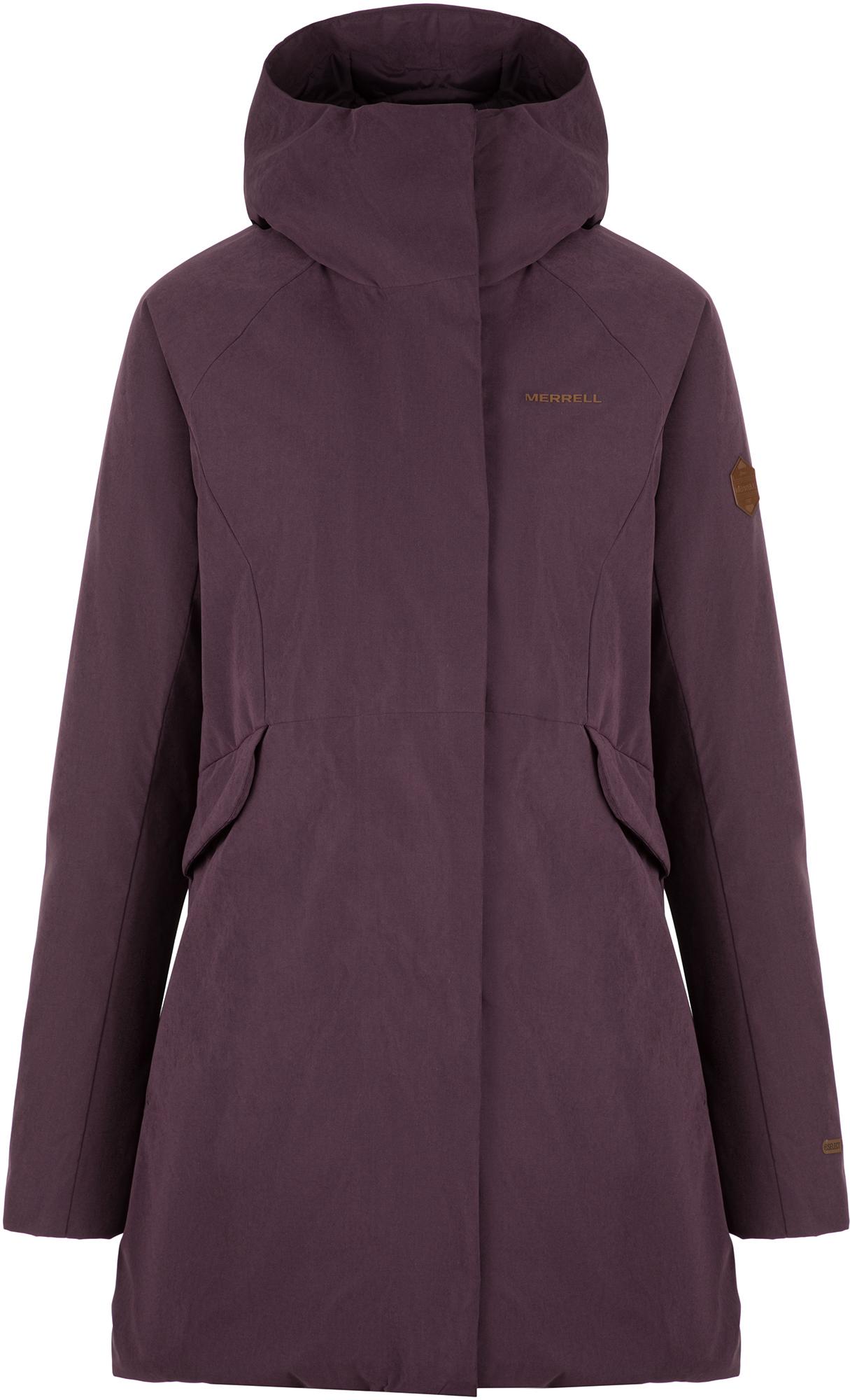 Фото - Merrell Куртка утепленная женская Merrell, размер 46 куртка женская pepe jeans цвет зеленый 097 pl401555 664 размер m 44 46