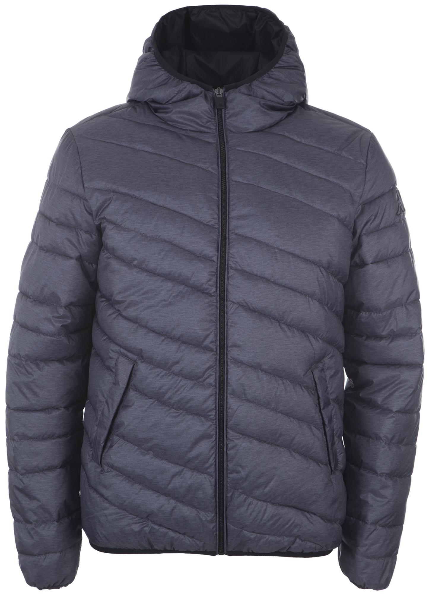 Kappa Куртка утепленная мужская Kappa, размер 48 куртка утепленная kappa kappa ka039ewwje15