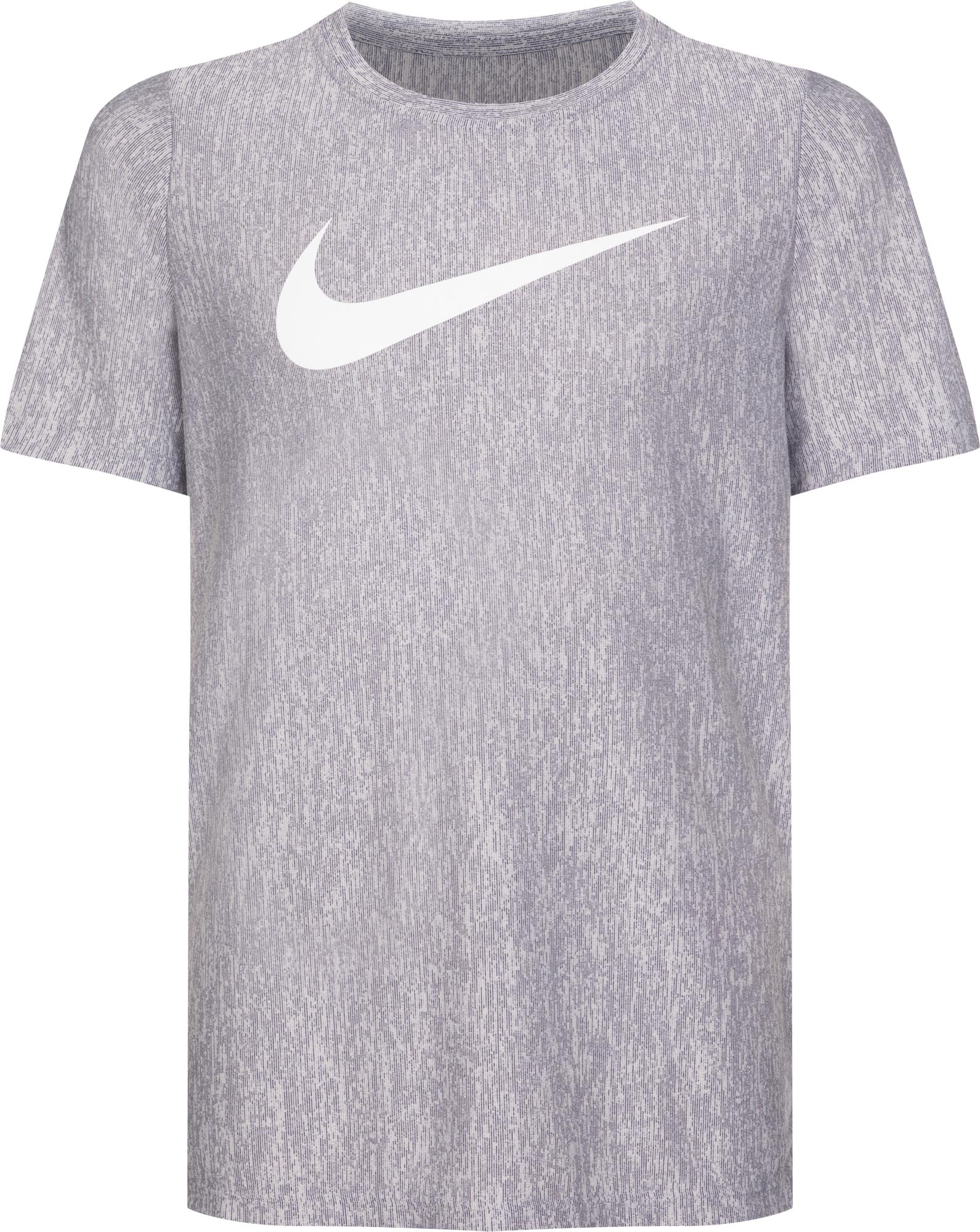 цена на Nike Футболка для мальчиков Nike Dri-FIT, размер 147-158