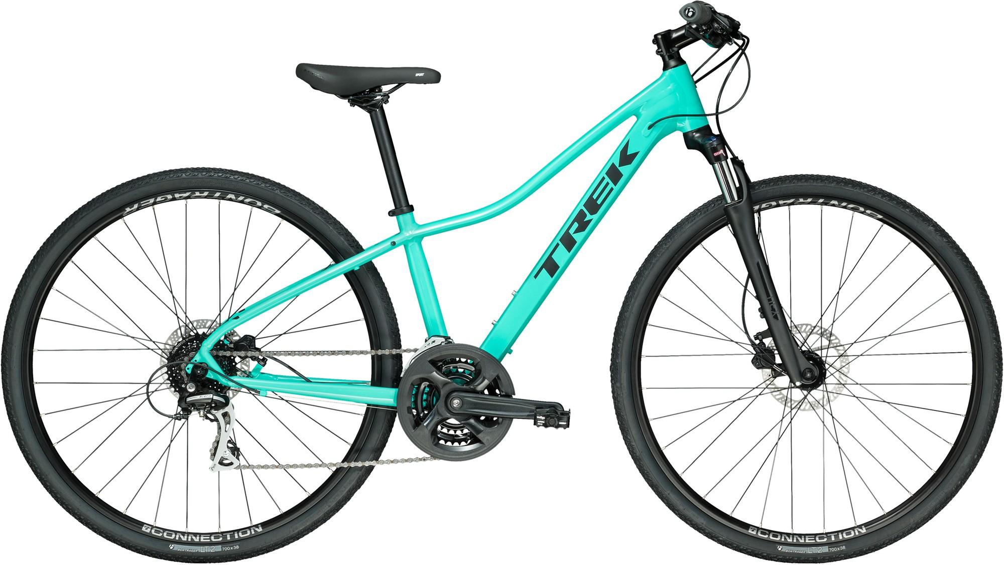 Trek Велосипед городской женский Trek Dual Sport 2 WSD 700C стоимость