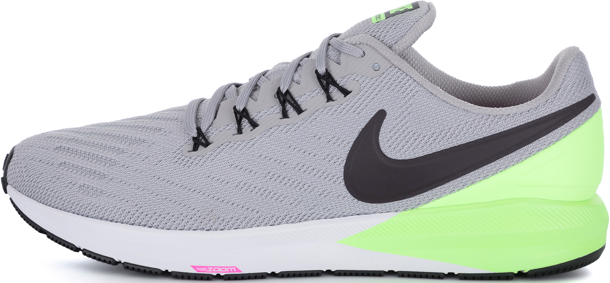 Nike Кроссовки мужские Nike Air Zoom Structure 22, размер 45 nike air zoom structure 20 w 849577 001