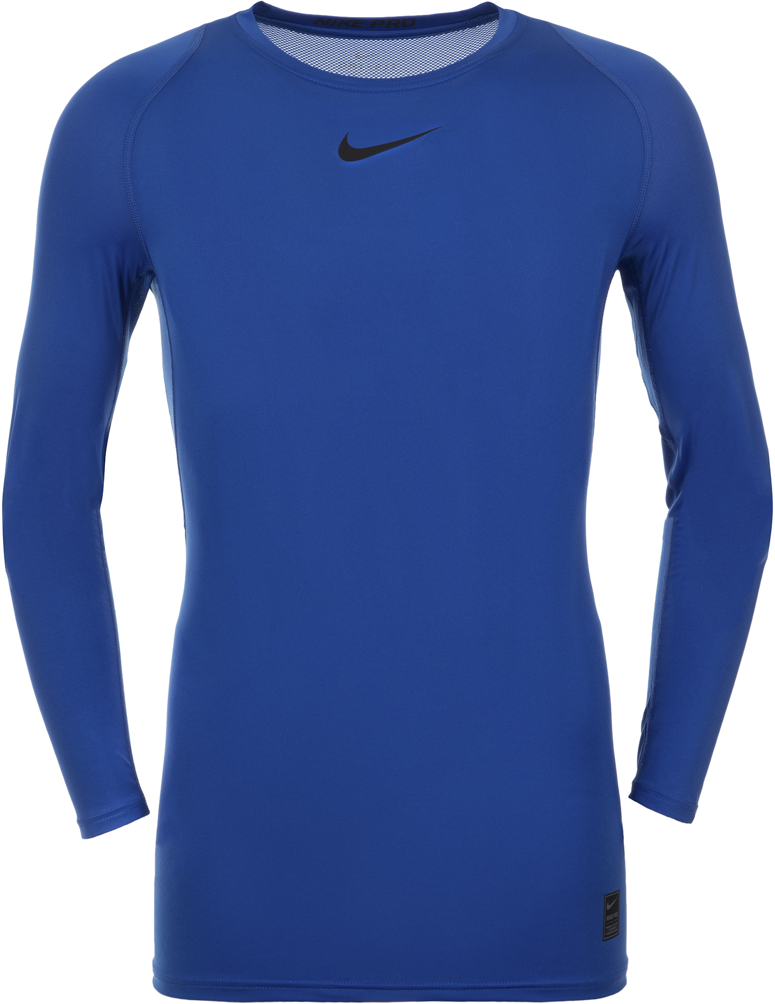 Фото Nike Футболка с длинным рукавом мужская Nike Pro, размер 52-54