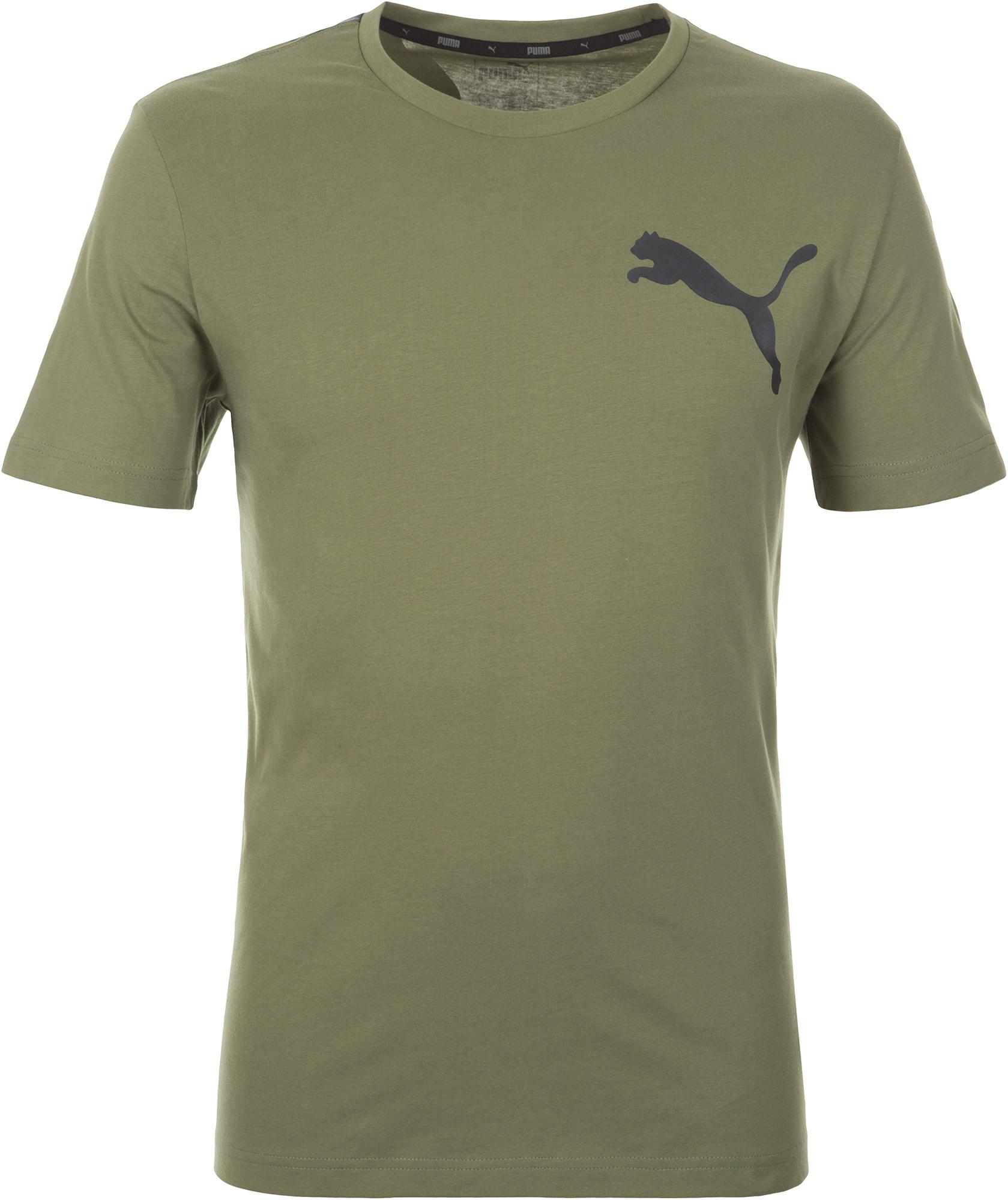 Puma Футболка мужская Puma, размер 48-50