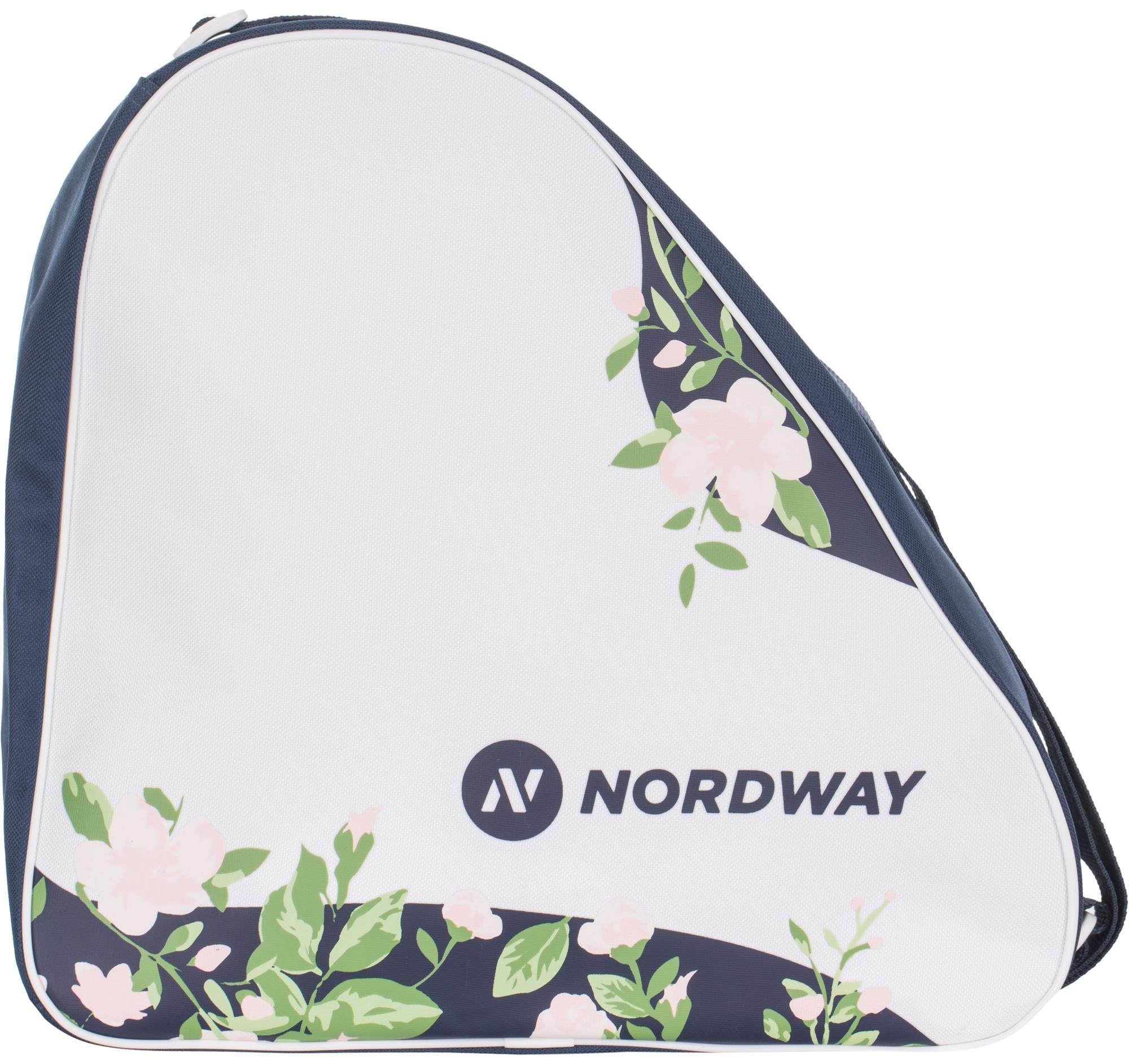 цена на Nordway Сумка для переноски ледовых коньков Nordway, размер Без размера