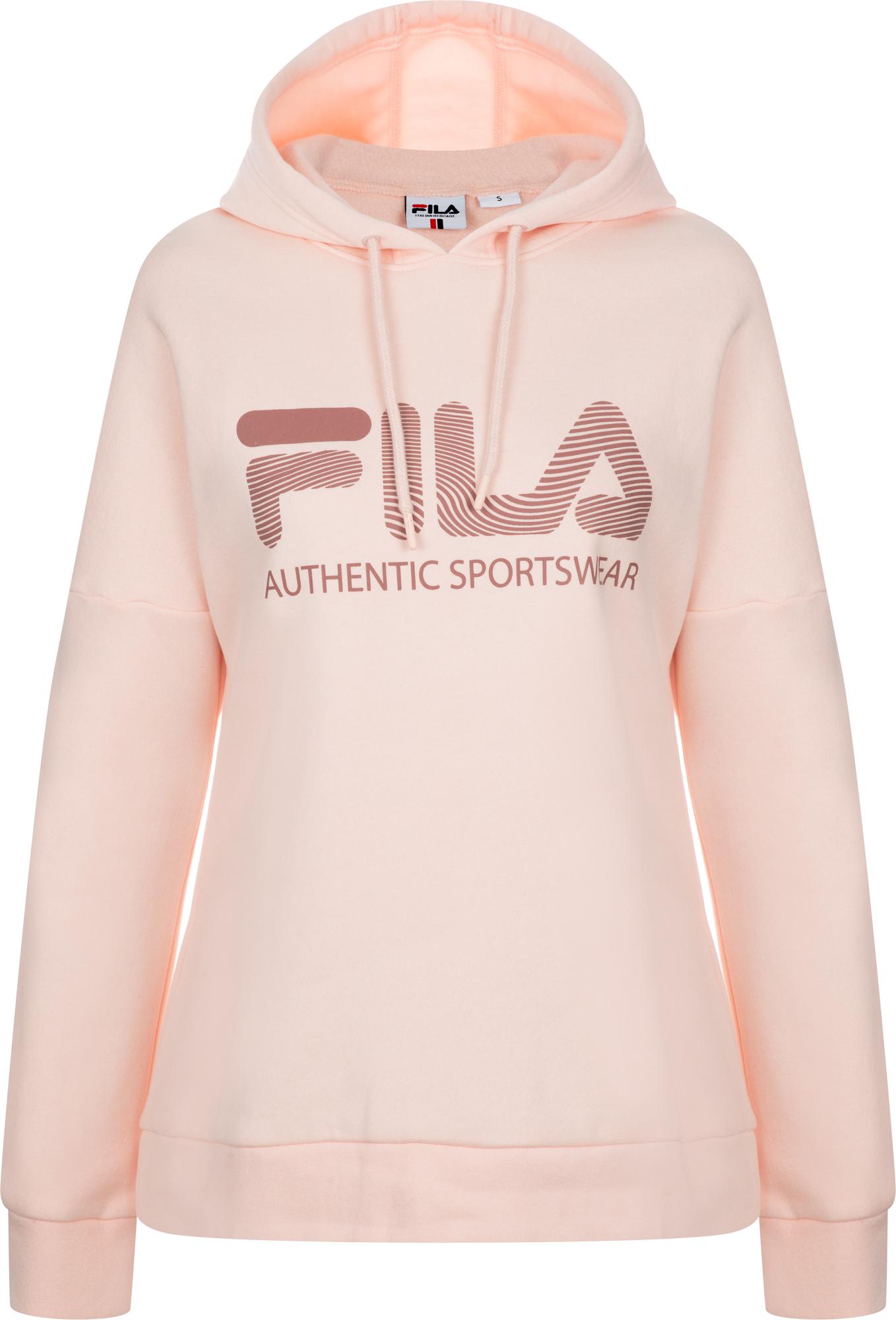 худи fila girl s jumper FILA Худи женская FILA, размер 46
