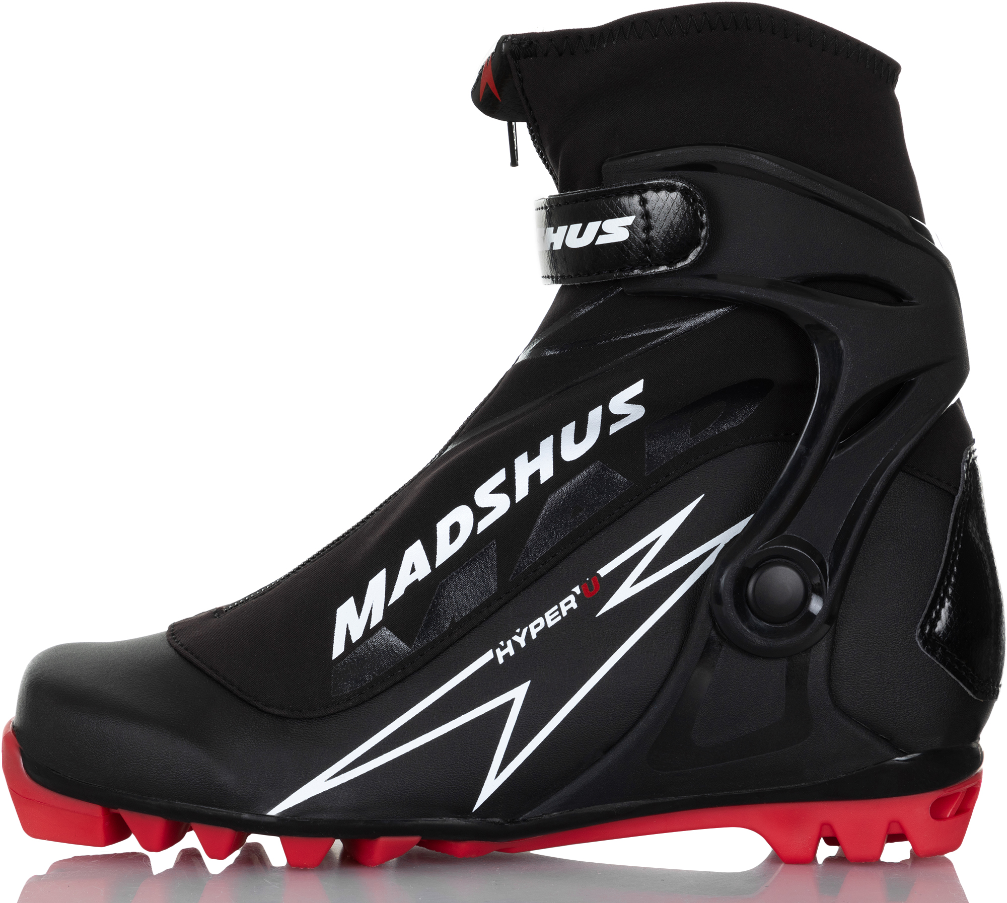 Madshus N180400701 Ботинки лыжные HYPER U Madshus Ski Boots р.39 недорго, оригинальная цена
