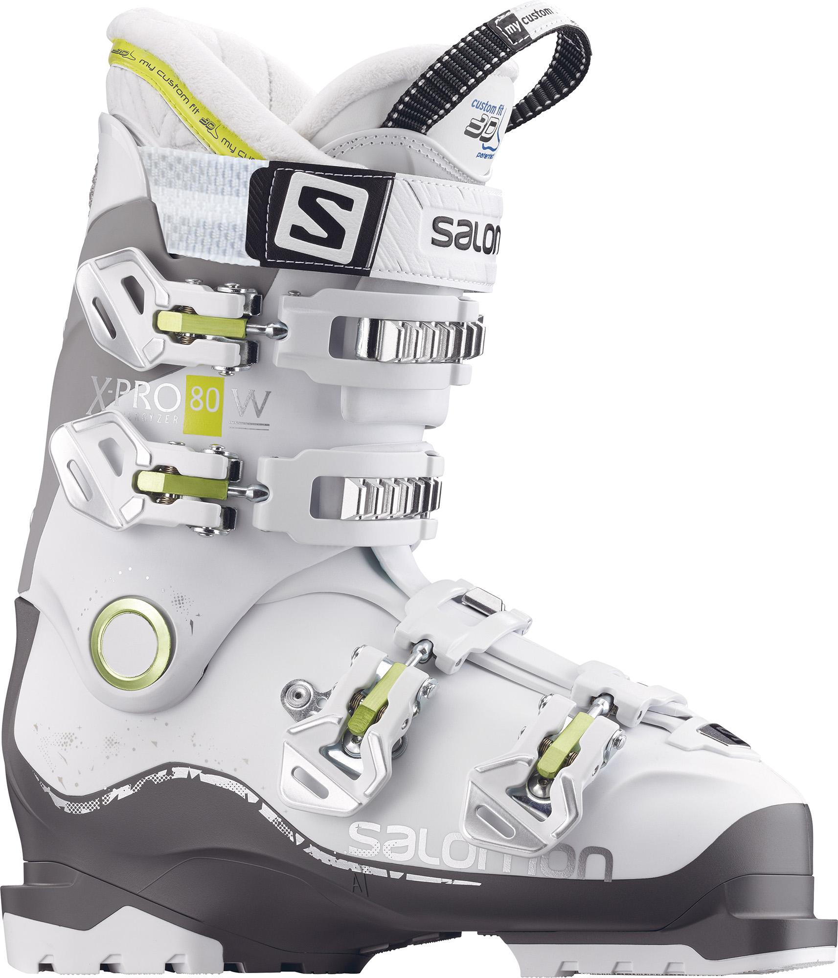 Salomon Ботинки горнолыжные женские Salomon X Pro 80, размер 39