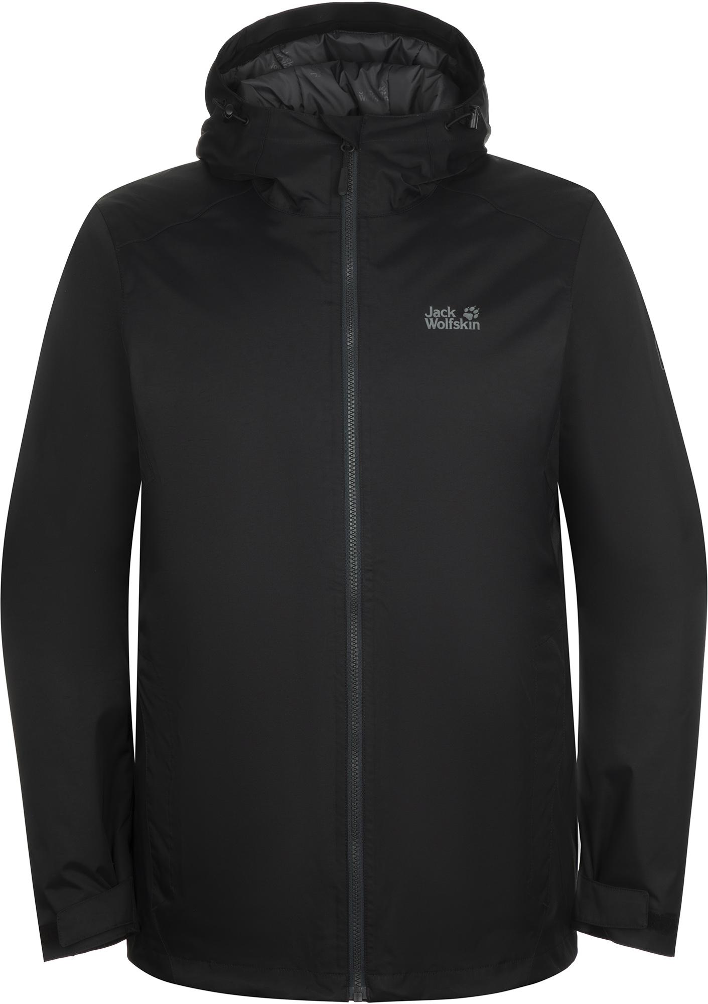 JACK WOLFSKIN Куртка утепленная мужская Jack Wolfskin Frosty Morning, размер 58