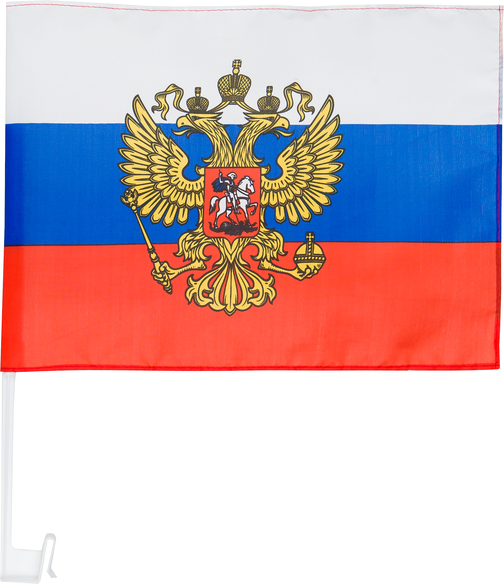 Bro Russian Флаг на автомобильном кроншейне BRO RUSSIAN 28 х 42 см
