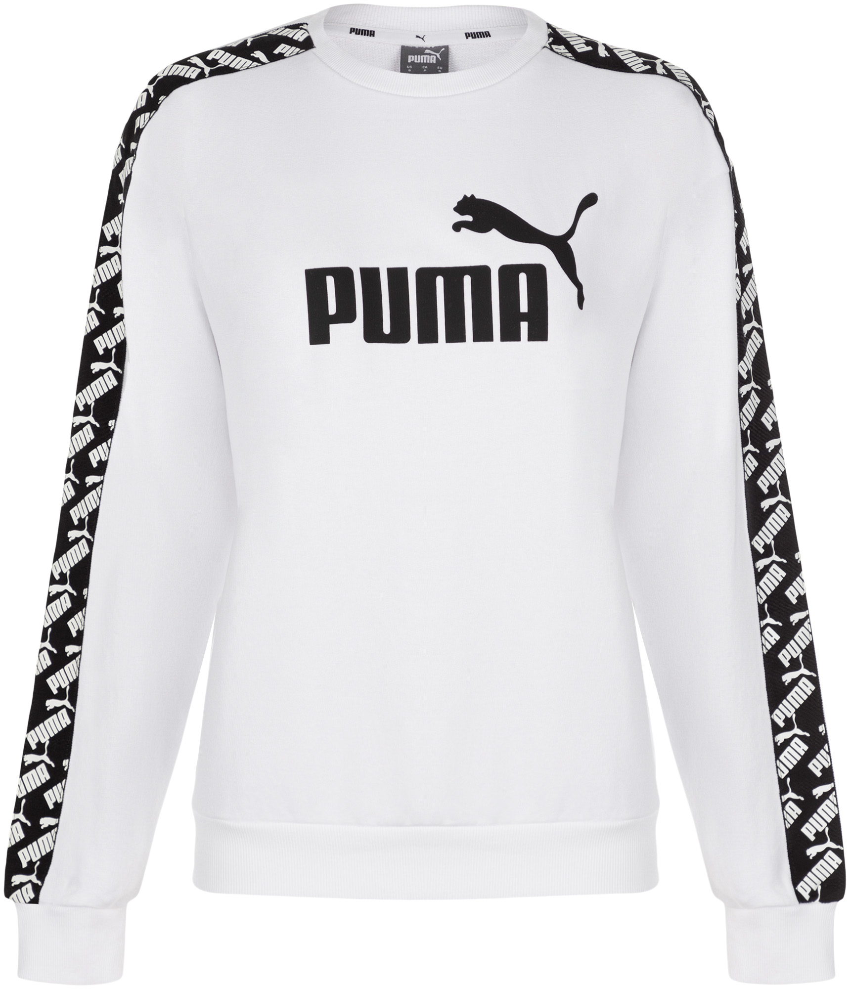 Puma Джемпер женский Puma Amplified Crew, размер 46-48