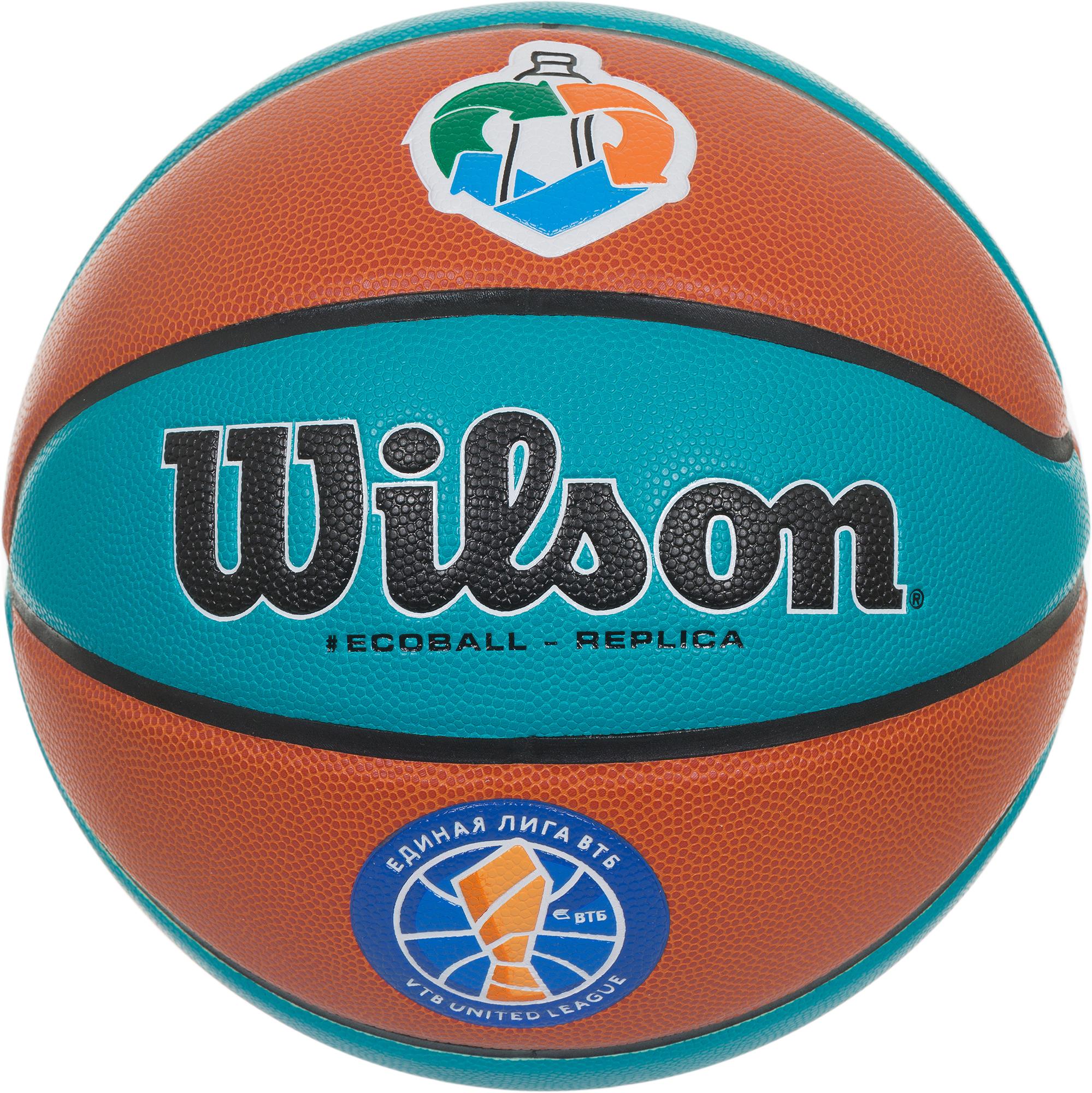 Wilson Мяч баскетбольный Wilson ECO REPLICA все цены