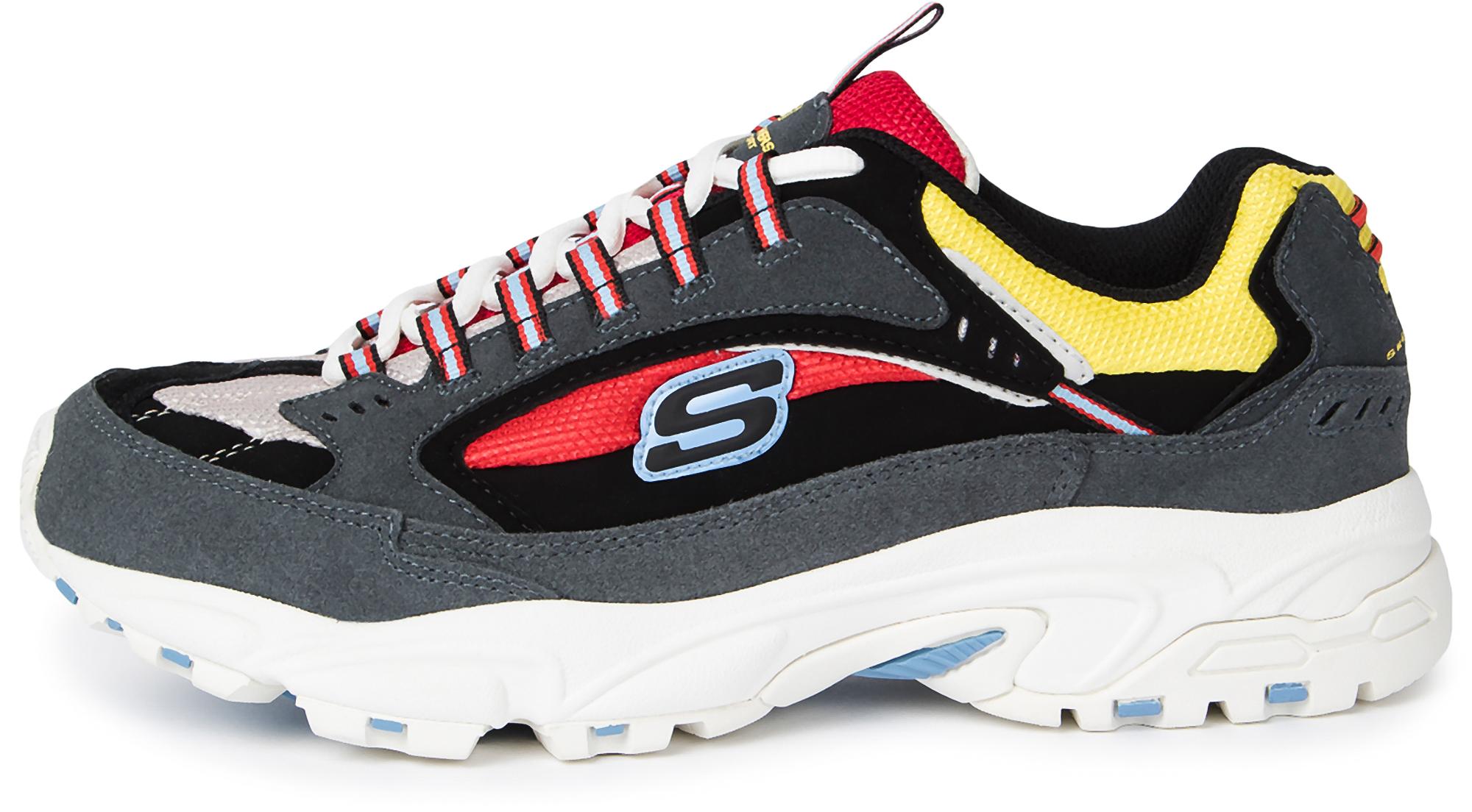 Фото - Skechers Кроссовки мужские Skechers Stamina Cutback, размер 45 кроссовки мужские твое цвет белый a4390 размер 45