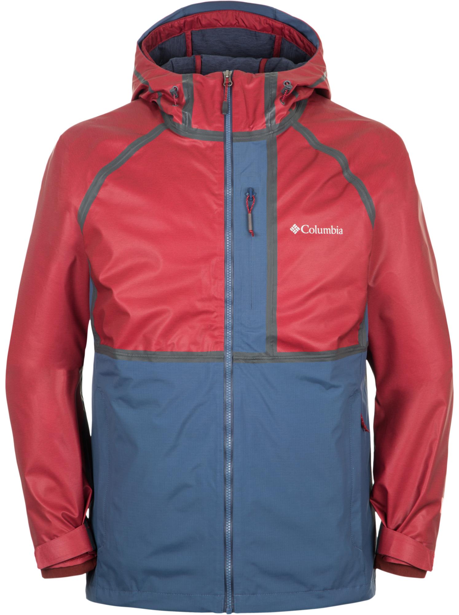 Columbia Куртка 3 в 1 мужская Columbia OutDry Rogue, размер 56-58 columbia куртка 3 в 1 мужская columbia whirlibird размер 48 50