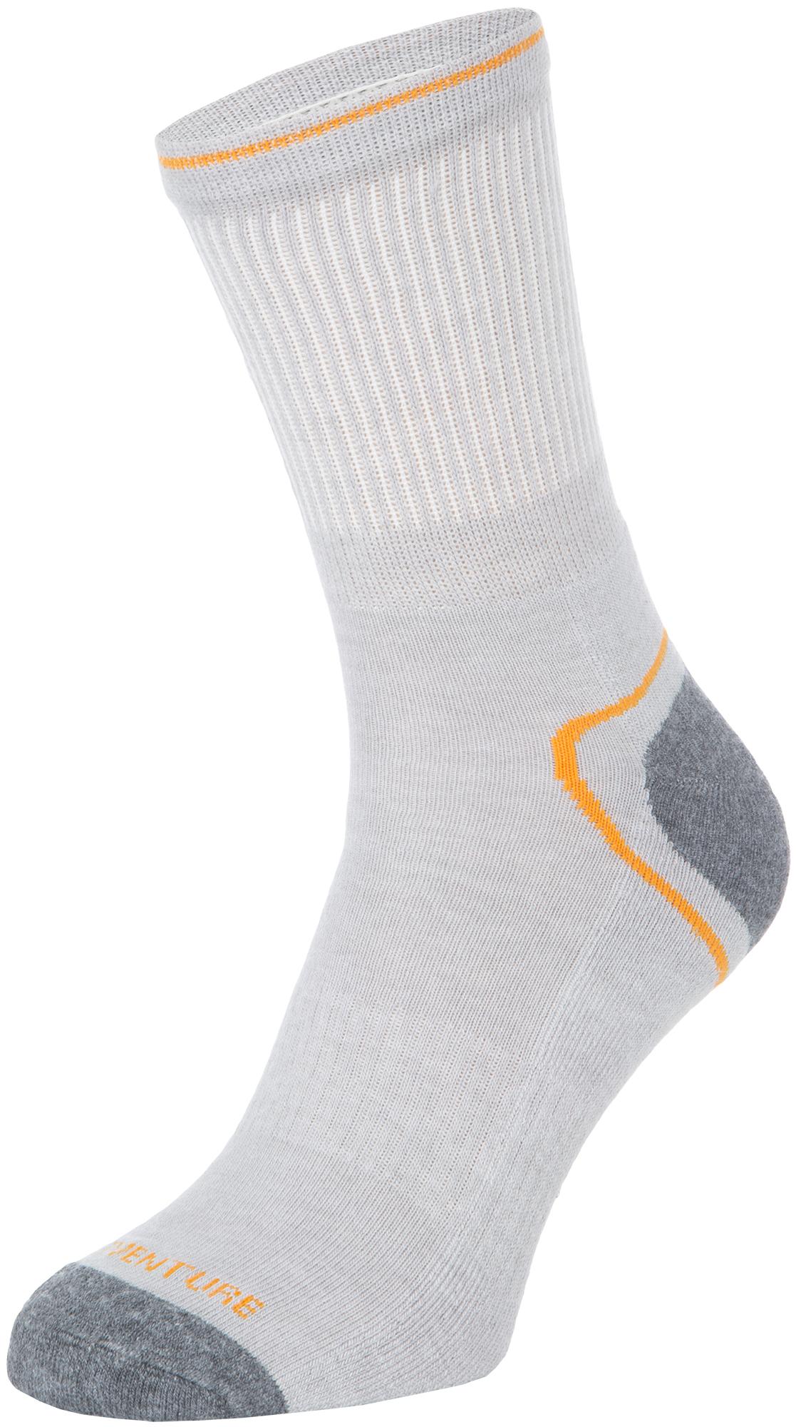 Outventure Носки Outventure, 1 пара носки saphir шерсть coolmax черные