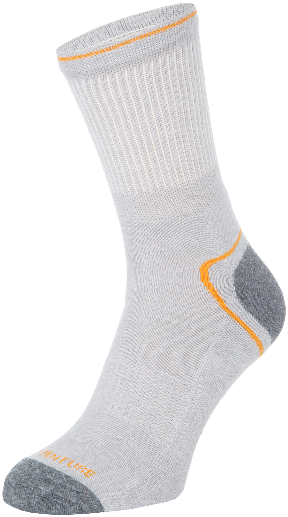 Outventure Носки Outventure, 1 пара, размер 43-46 носки для велосипедистов santo coolmax s022