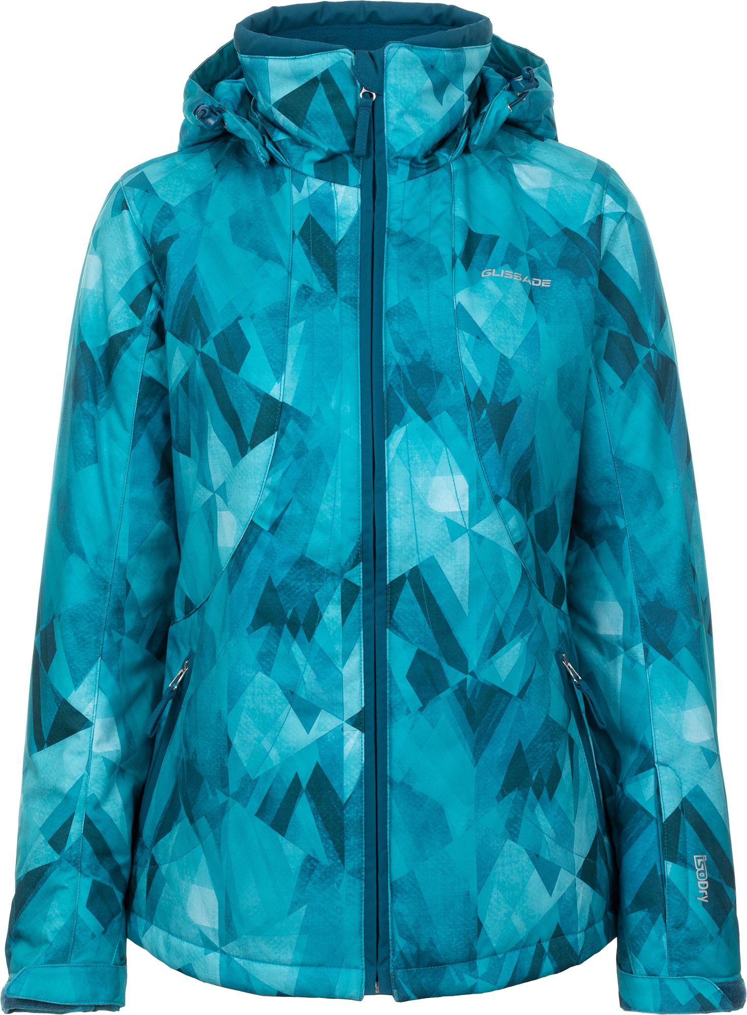 купить Glissade Куртка утепленная женская Glissade, размер 56 по цене 5999 рублей