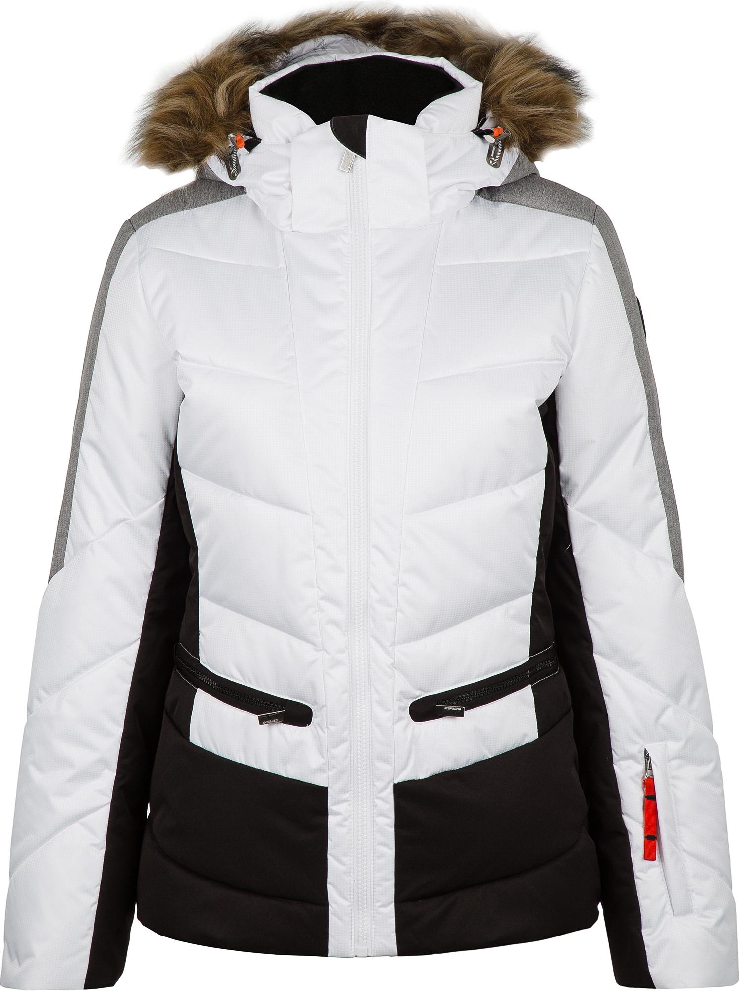 IcePeak Куртка утепленная женская IcePeak Electra, размер 46 цена 2017