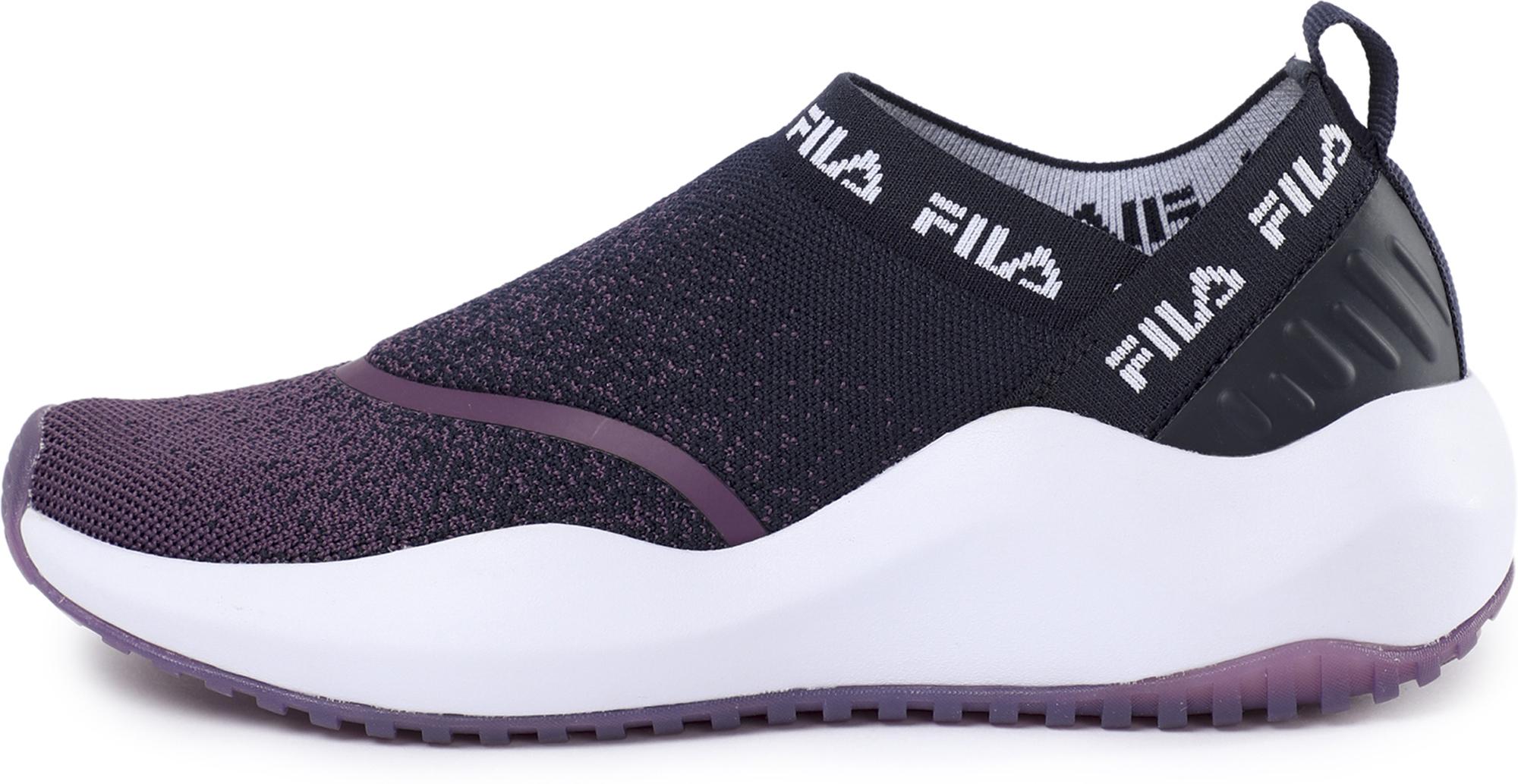 Фото - Fila Кроссовки женские Fila Versus Knit 2.0, размер 35 слипоны женские spur цвет белый sz034 02 06 tt размер 36