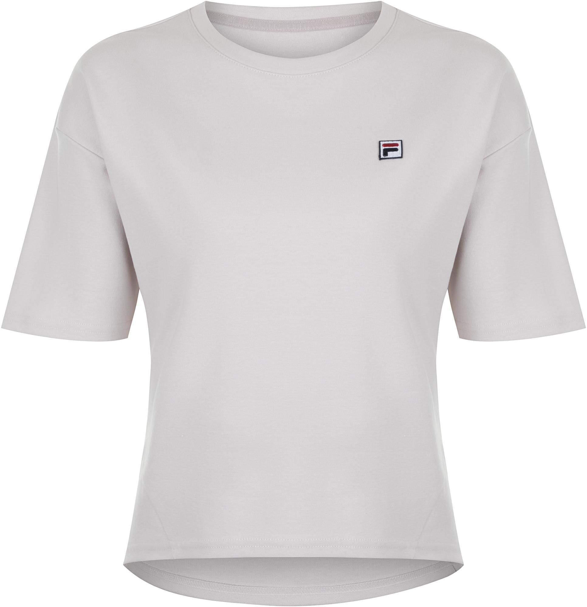 Fila Футболка женская Fila, размер 48 fila футболка с длинным рукавом женская fila размер 52