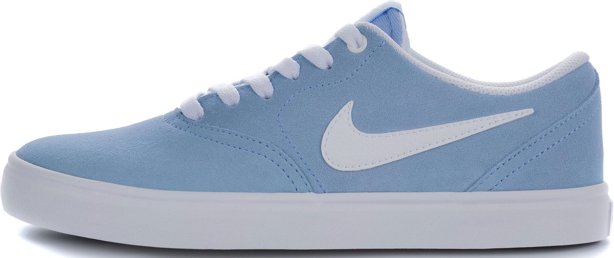 Nike Кеды женские Check Solar, размер 37,5