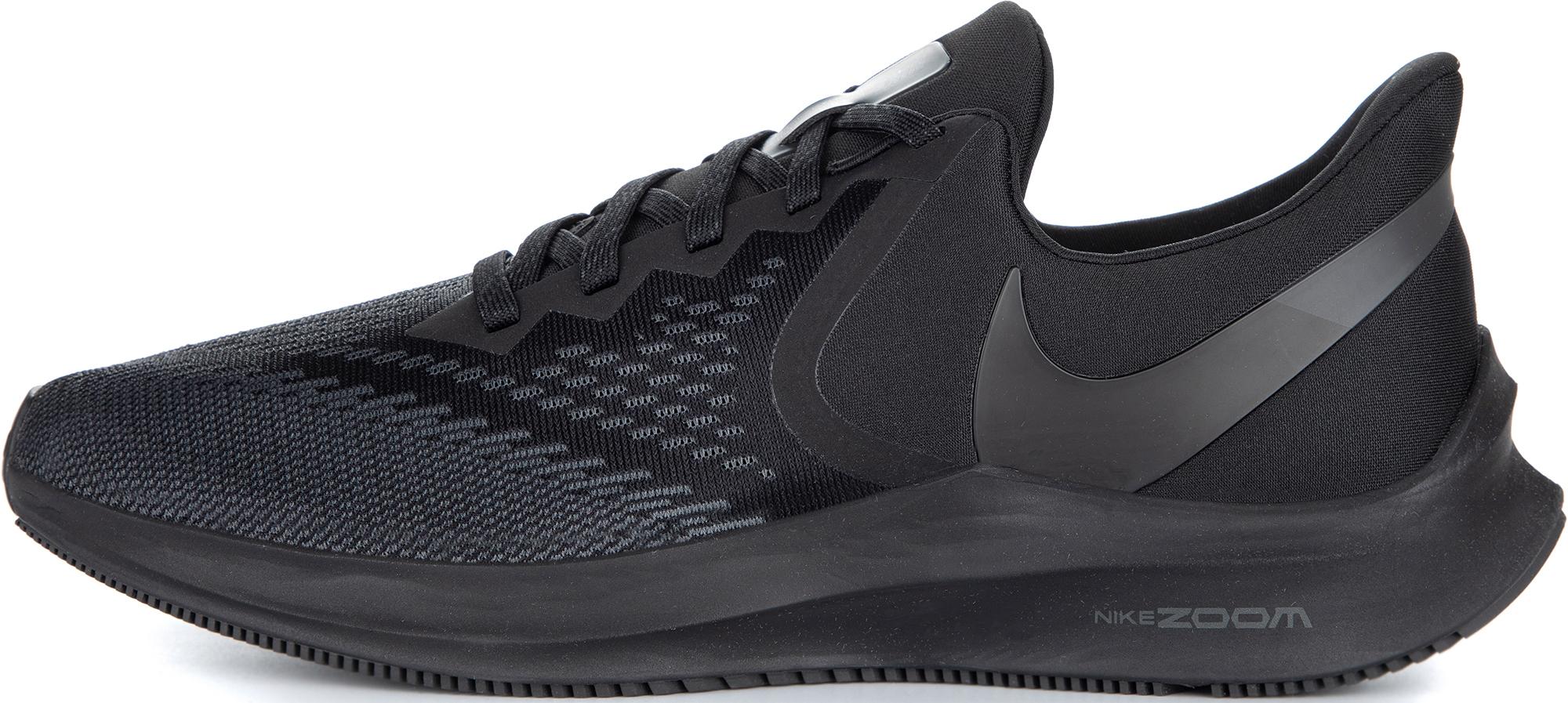 Nike Кроссовки мужские Nike Zoom Winflo 6, размер 43.5 nike кроссовки мужские nike air zoom vapor x clay размер 45