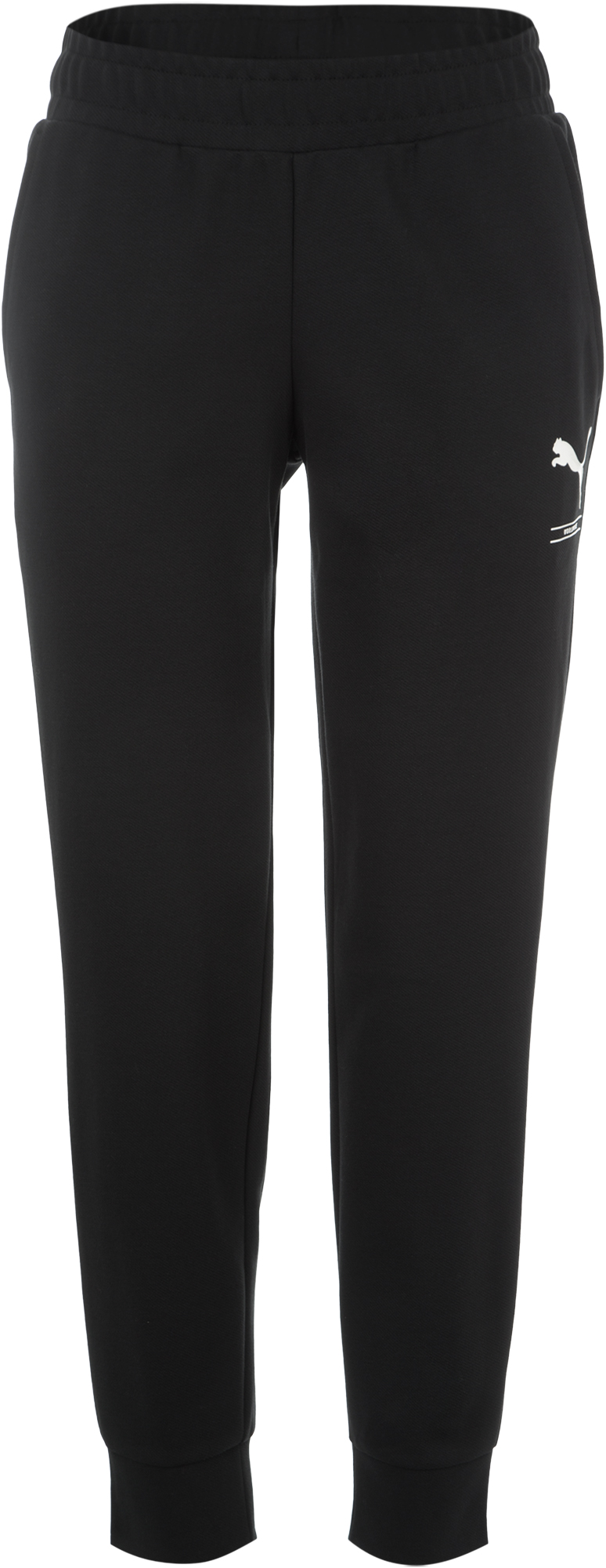 Puma Брюки женские Puma NU-TILITY, размер 48-50 брюки спортивные женские puma ess sweat pant tr w цвет светло серый 838430041 размер xl 48 50