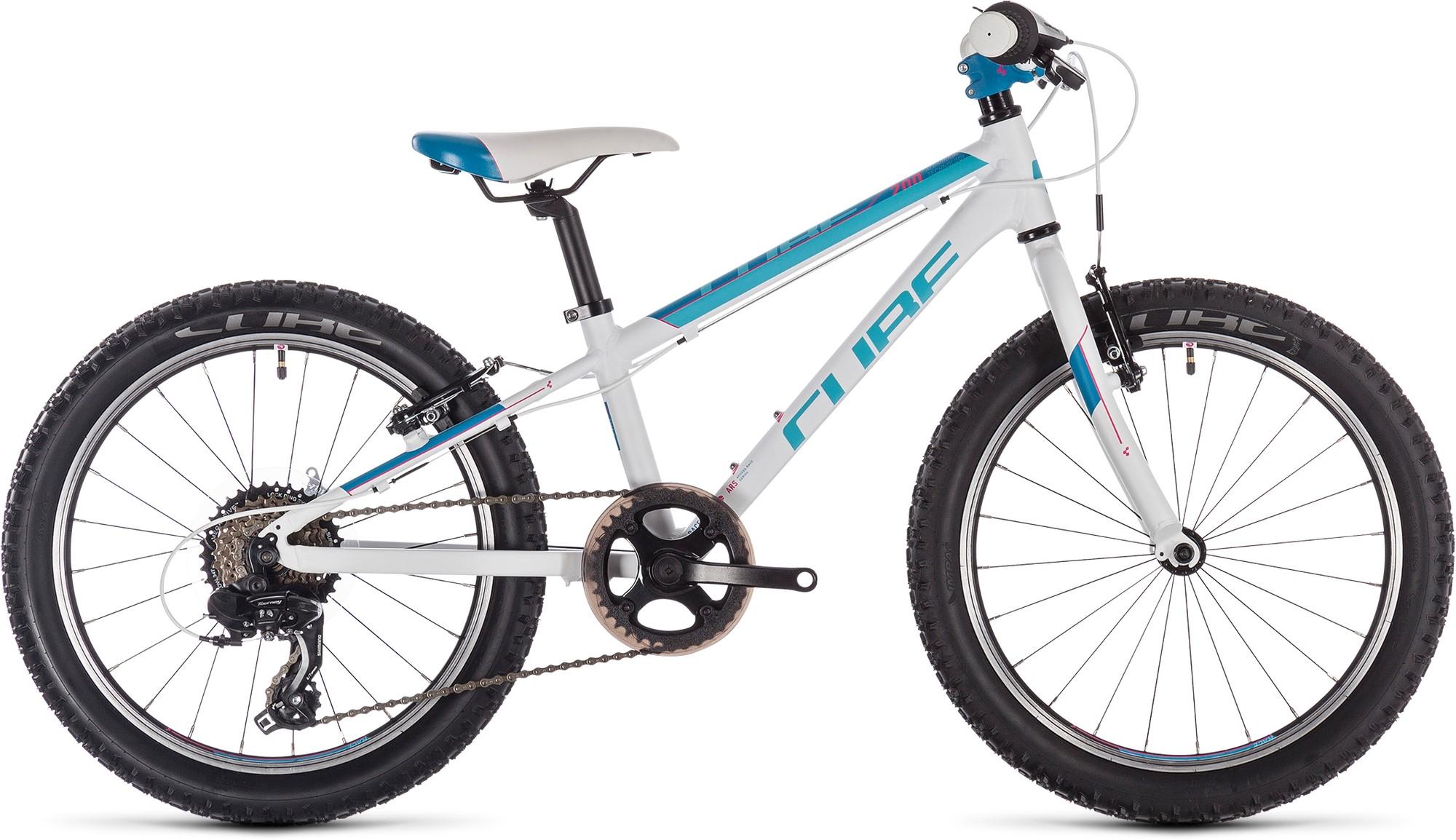 Cube Велосипед детский CUBE Access 200 велосипед cube hyde 2018