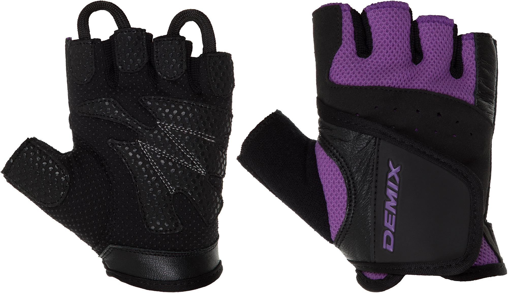 Demix Перчатки для фитнеса Demix, размер XXS
