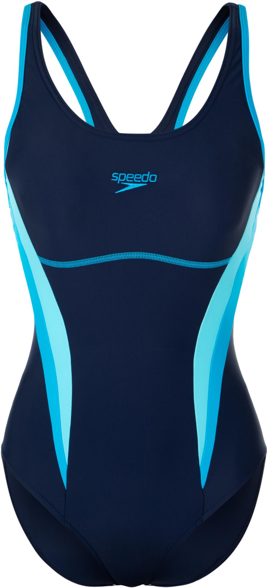 Speedo Купальник женский Sport Splice Muscleback (A), размер 52-54