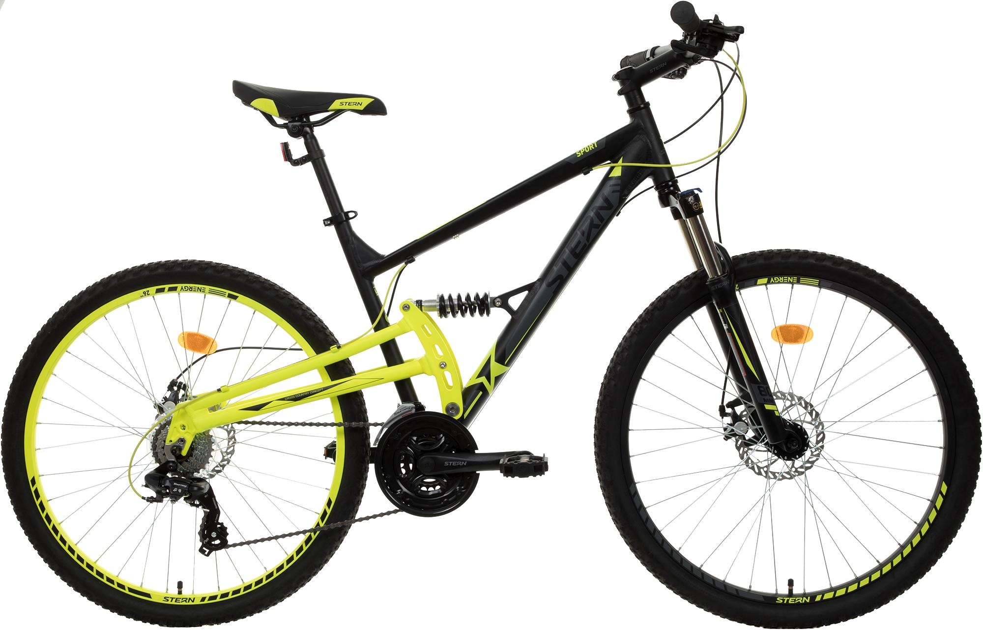цена на Stern Велосипед горный Stern Energy FS 26