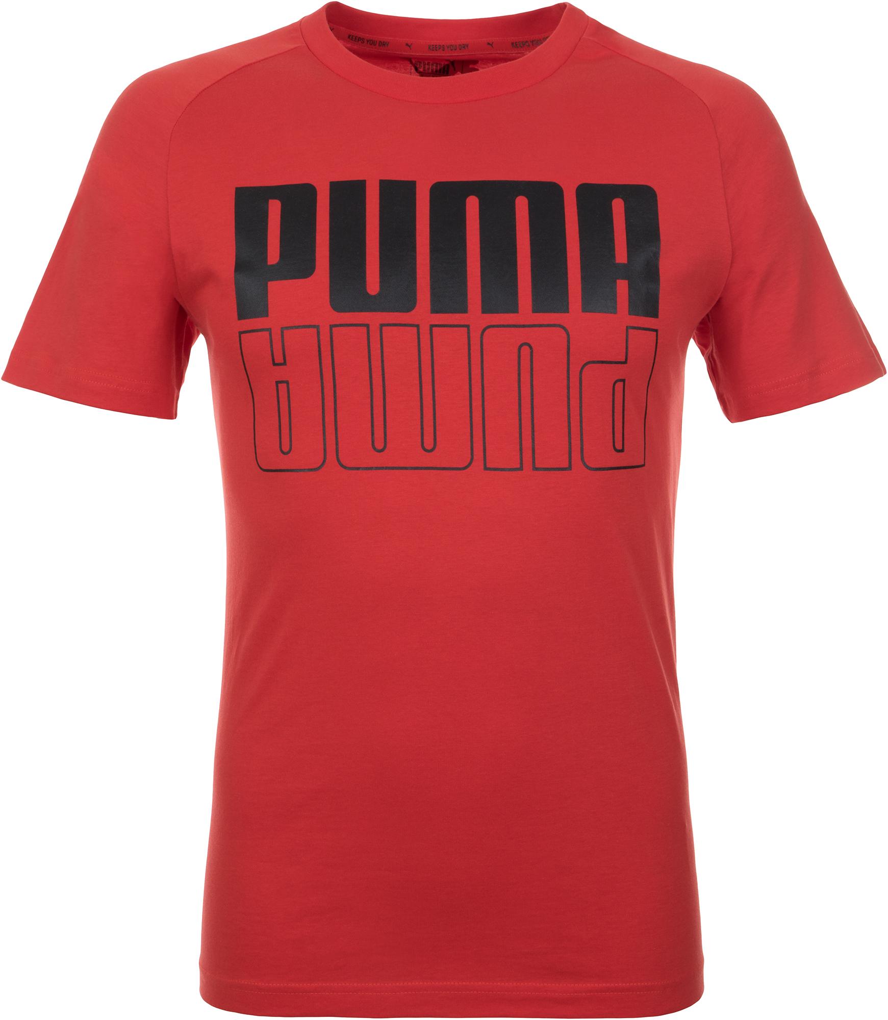 Puma Футболка мужская Modern, размер 48-50