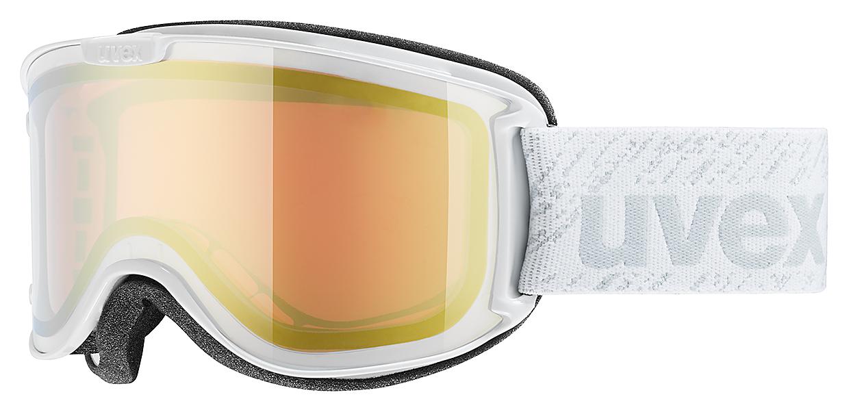 Uvex Маска горнолыжная женская Skyper LM
