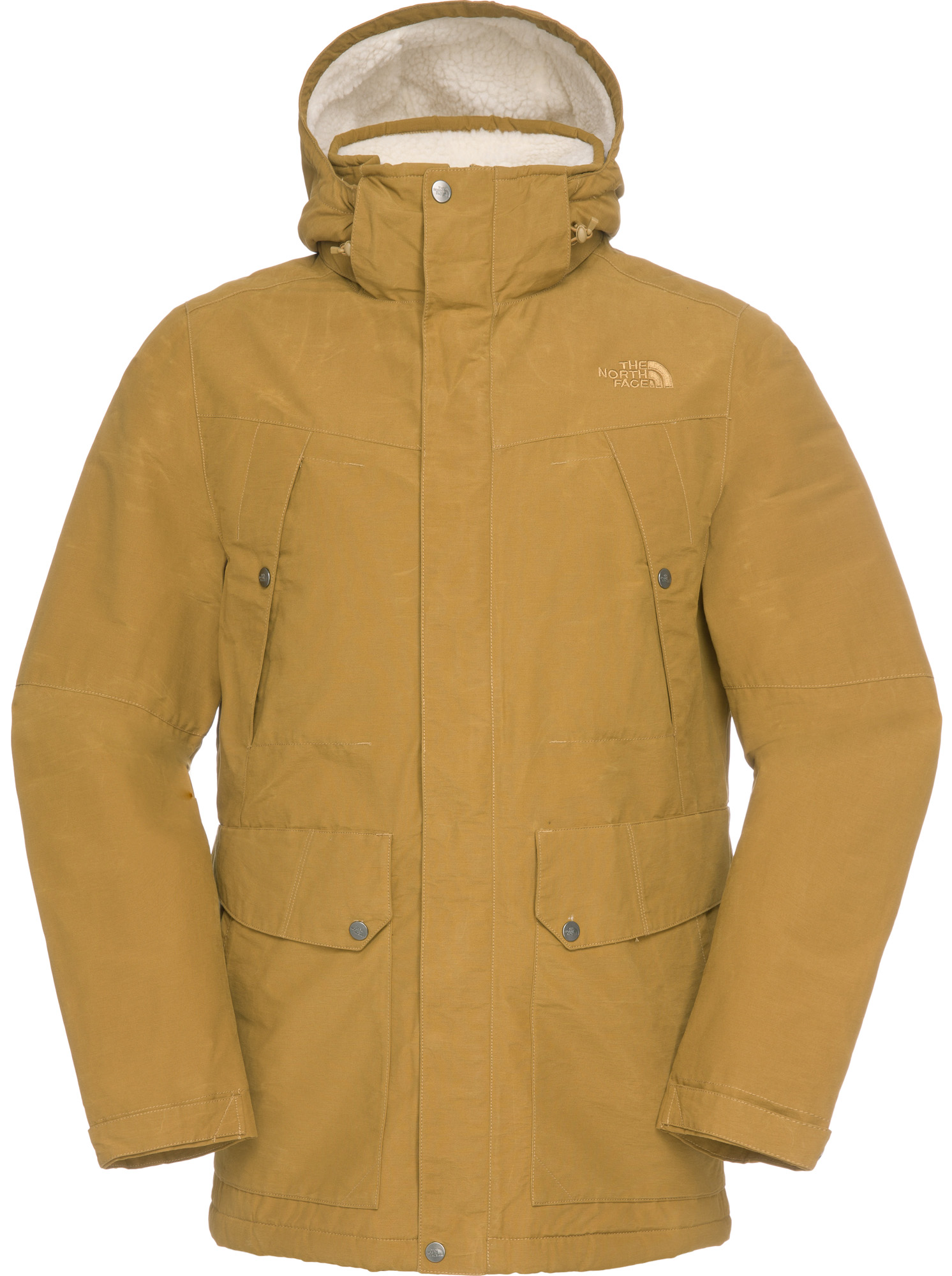 The North Face Куртка утепленная мужская The North Face Katavi, размер 52 цена