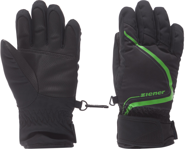 Ziener Перчатки для мальчиков Ziener Lanu, размер 6,5