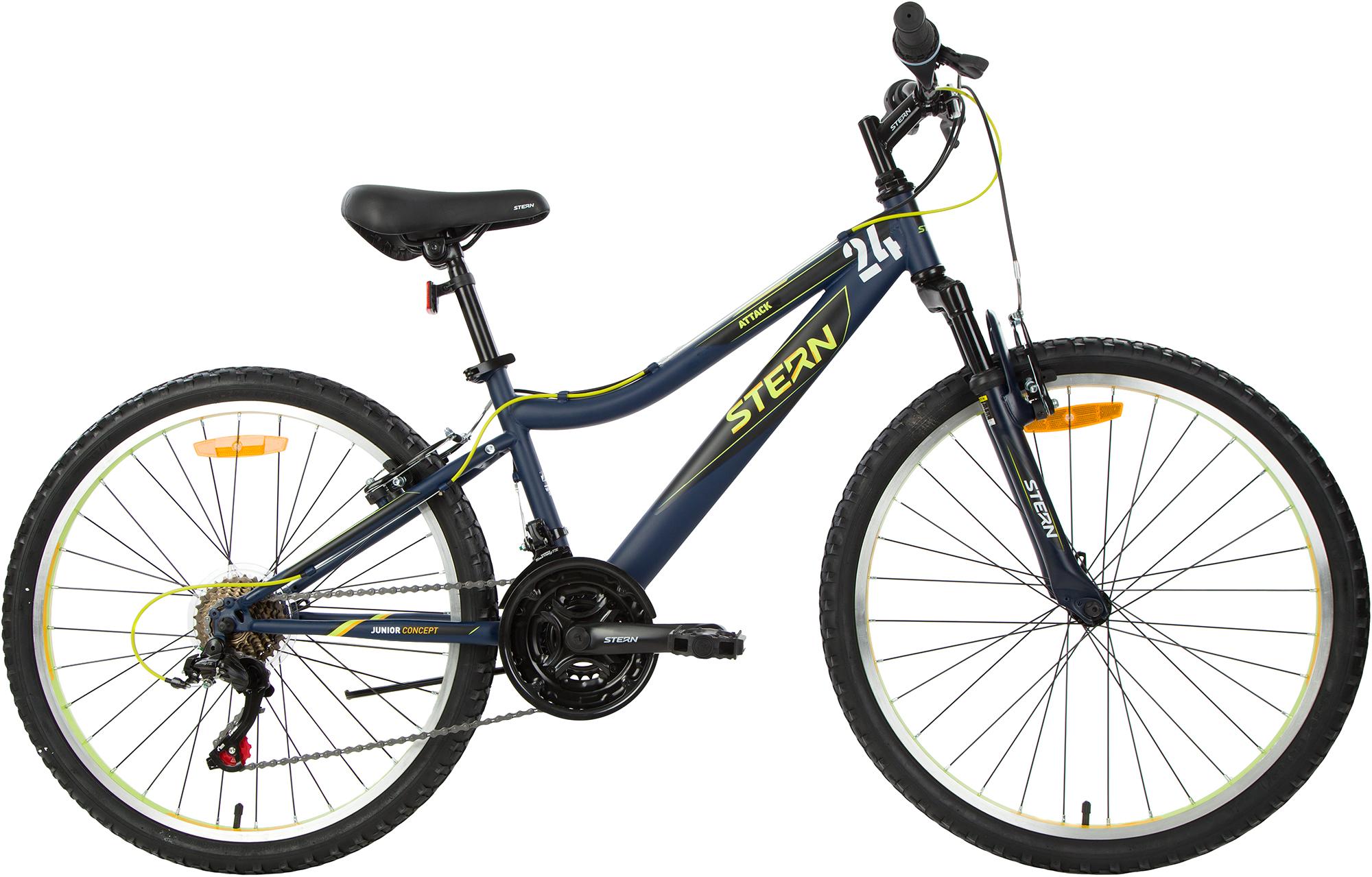 цена на Stern Велосипед подростковый Stern Attack 1.0 24