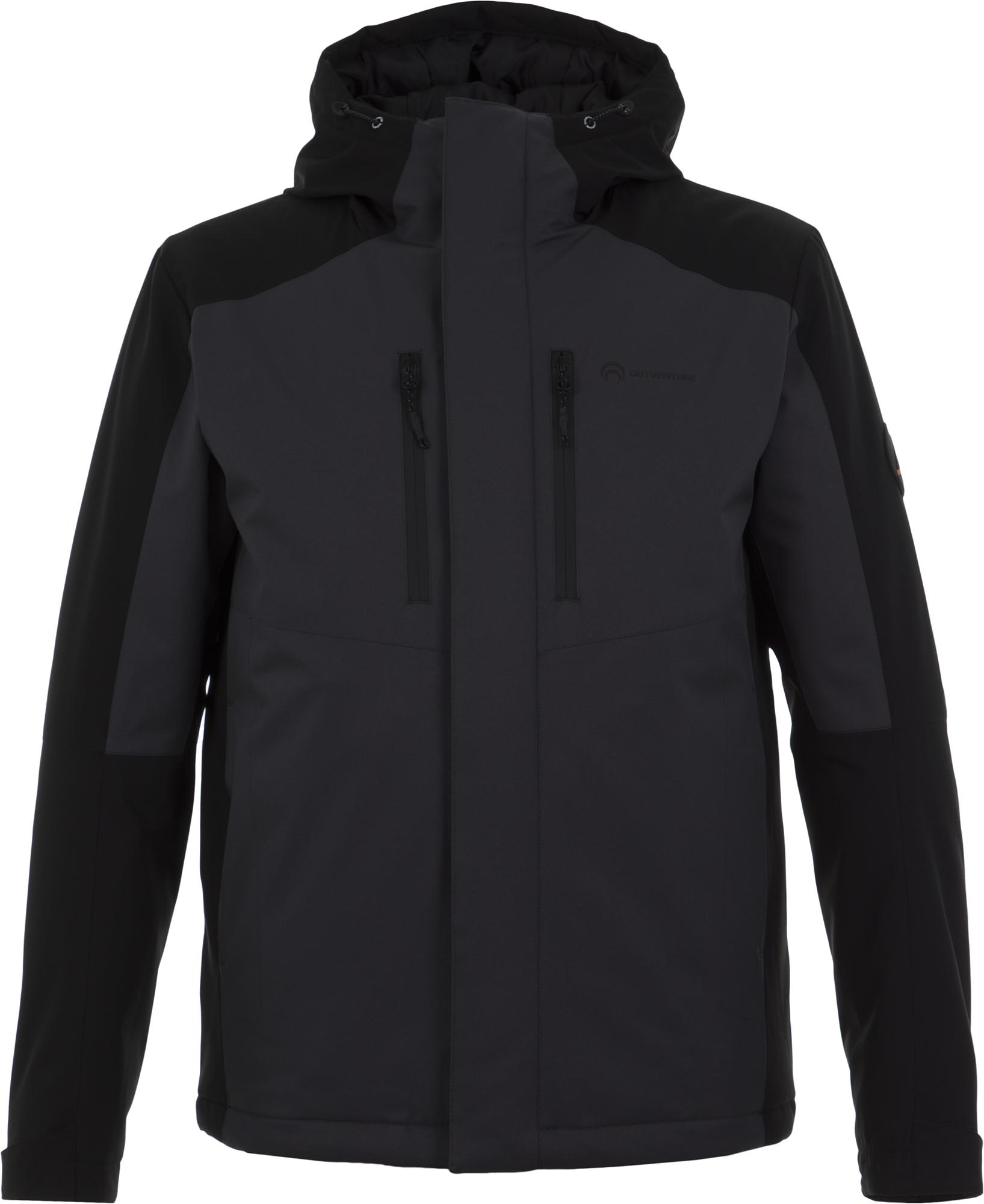 Outventure Куртка утепленная мужская Outventure, размер 50 куртка мужская варгградъ цвет оранжевый ja1000001000 размер l 50