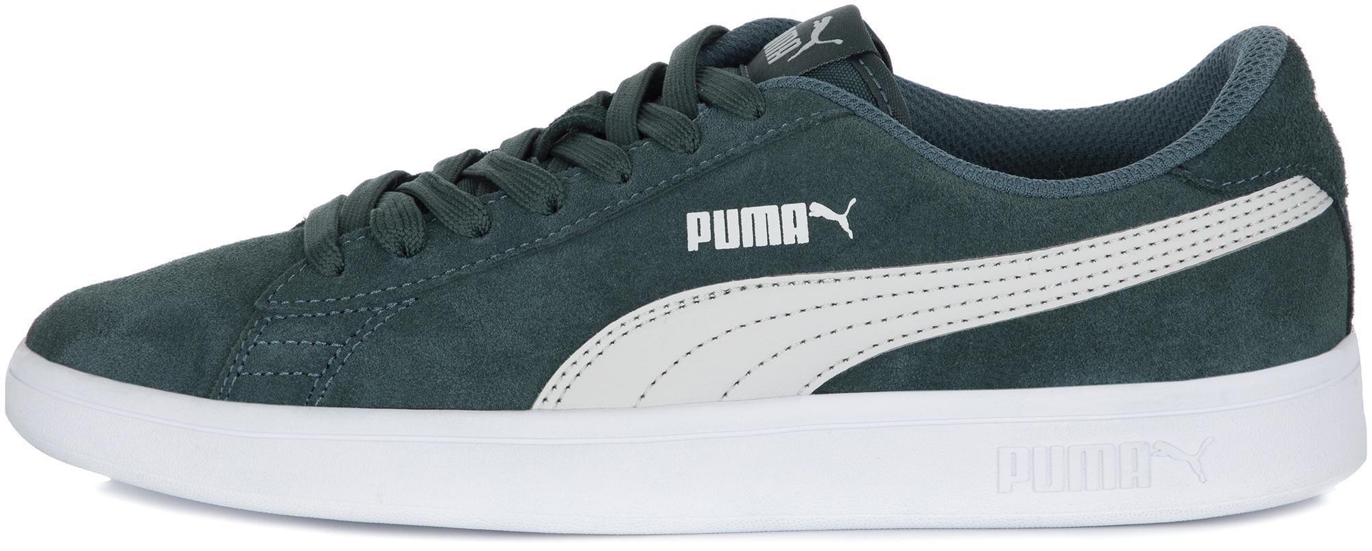 цена Puma Кеды для мальчиков Puma Smash v2 SD, размер 34,5 онлайн в 2017 году