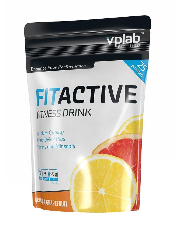 Vplab nutrition Изотоник Vplab nutrition, лимон и грейпфрут