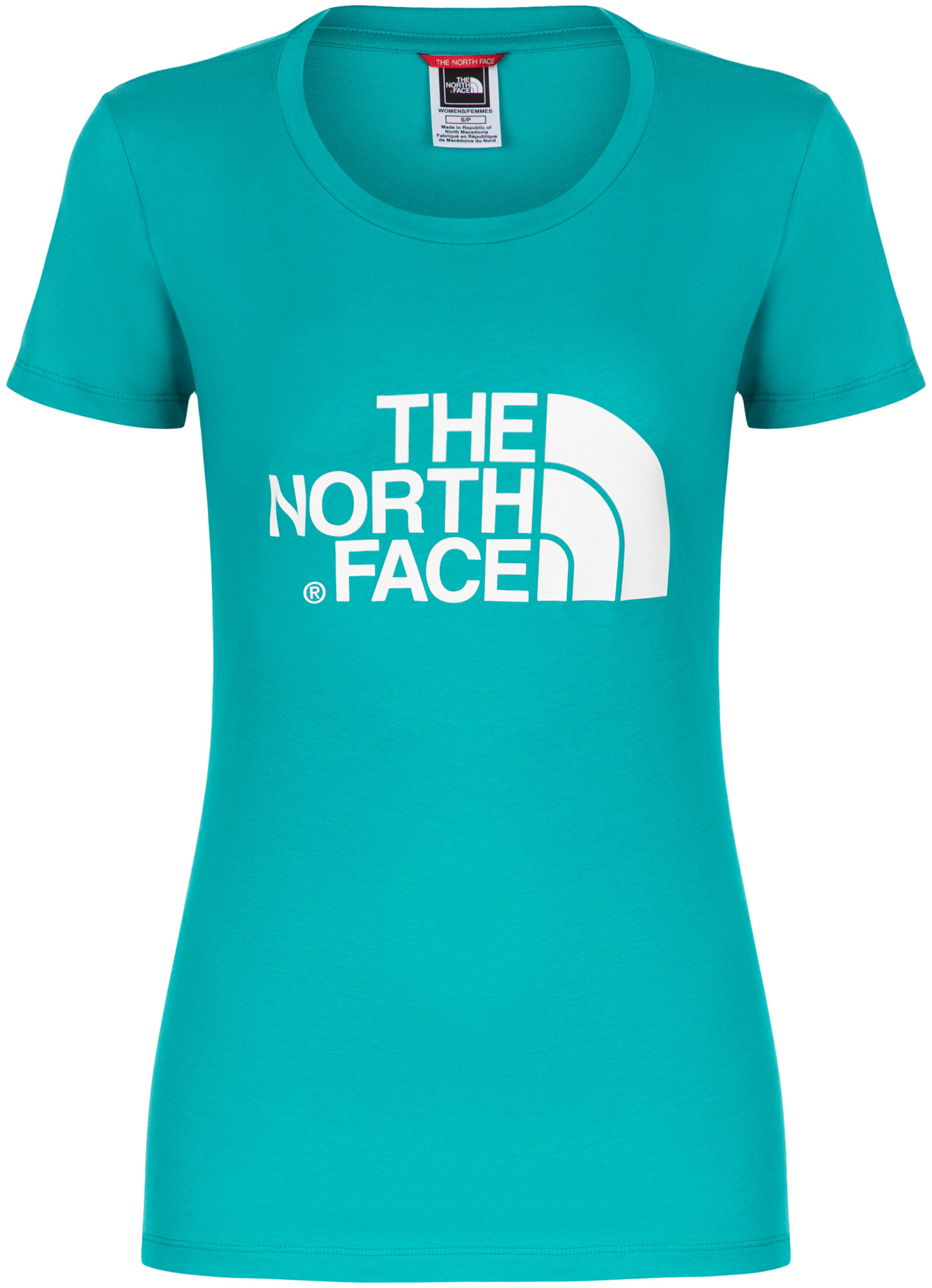 The North Face Футболка женская The North Face Easy, размер 48 футболка the north face the north face th016emanvy5