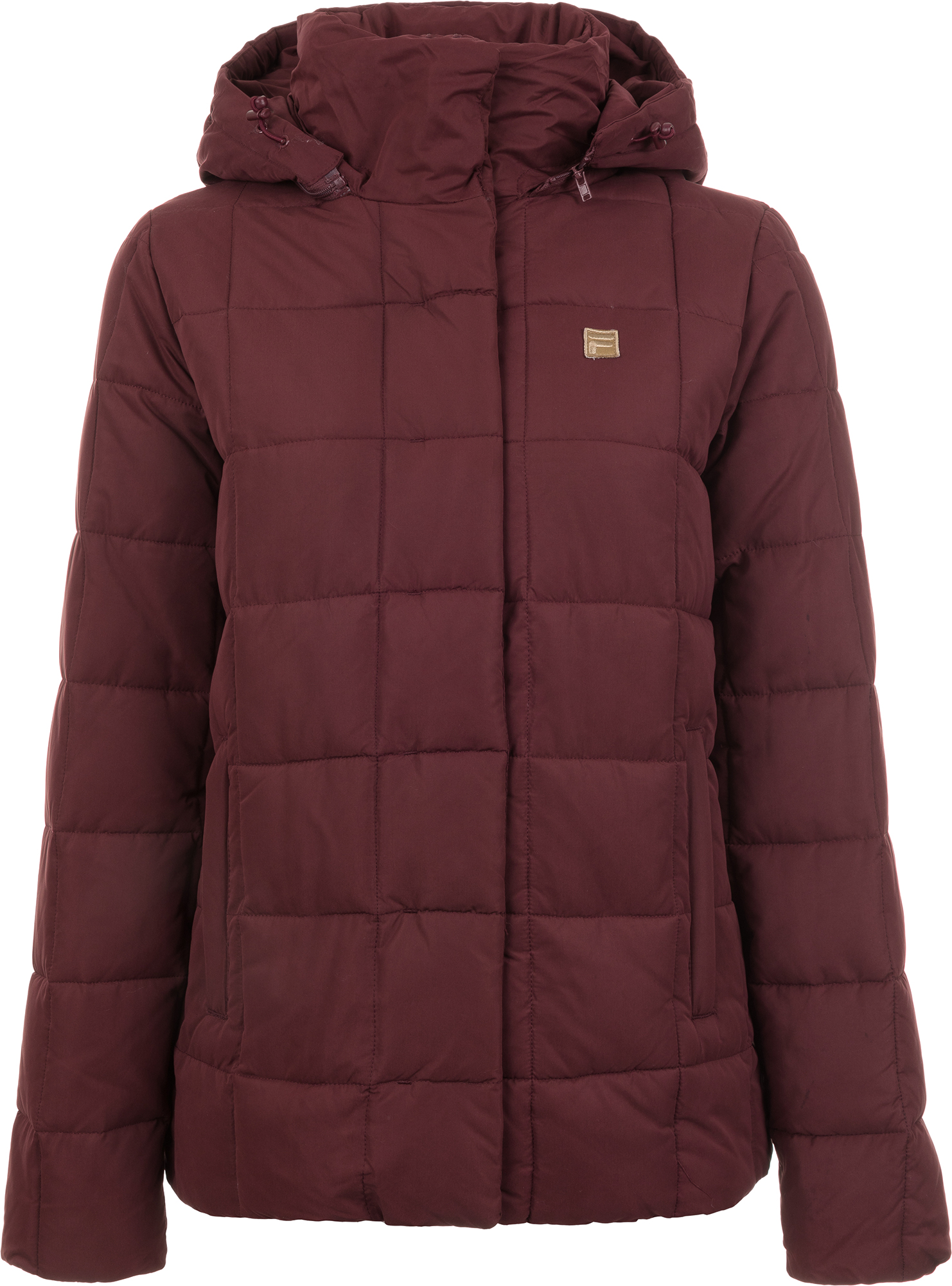 Fila Куртка утепленная женская Fila, размер 48