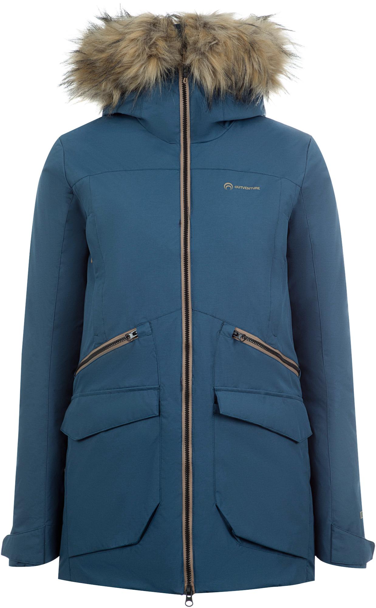 Outventure Куртка пуховая женская Outventure, размер 54 цена 2017