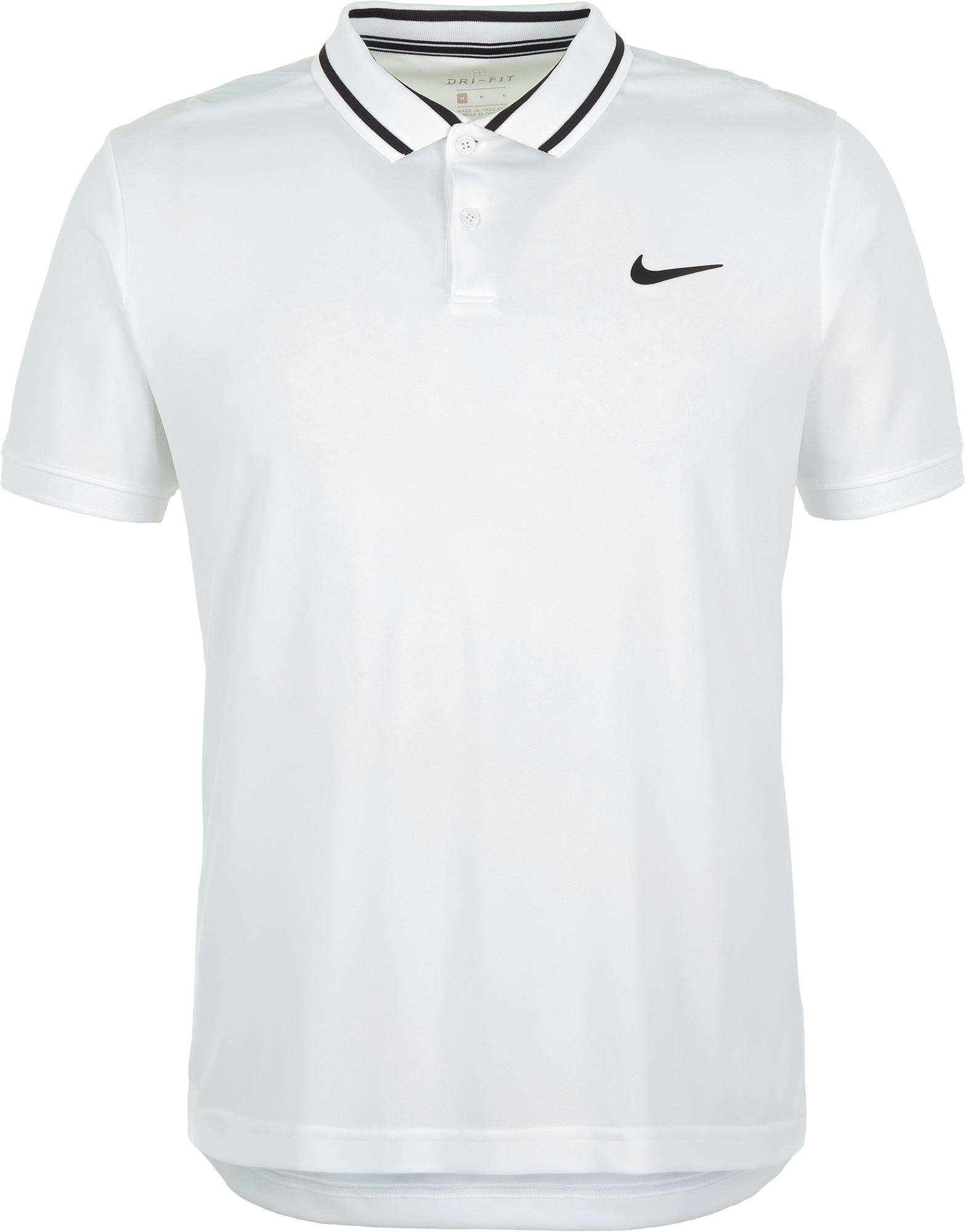 Nike Поло мужское Court Dry, размер 52-54