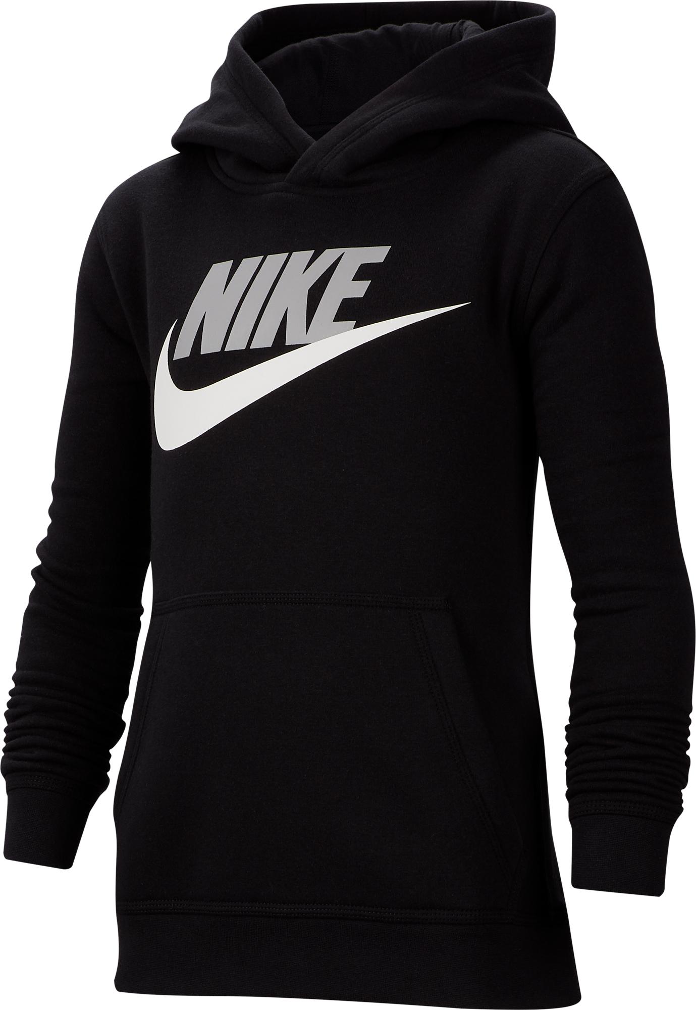 Nike Худи для мальчиков Nike Sportswear Club Fleece, размер 128-137 худи nike nike ni464ewdxsq6
