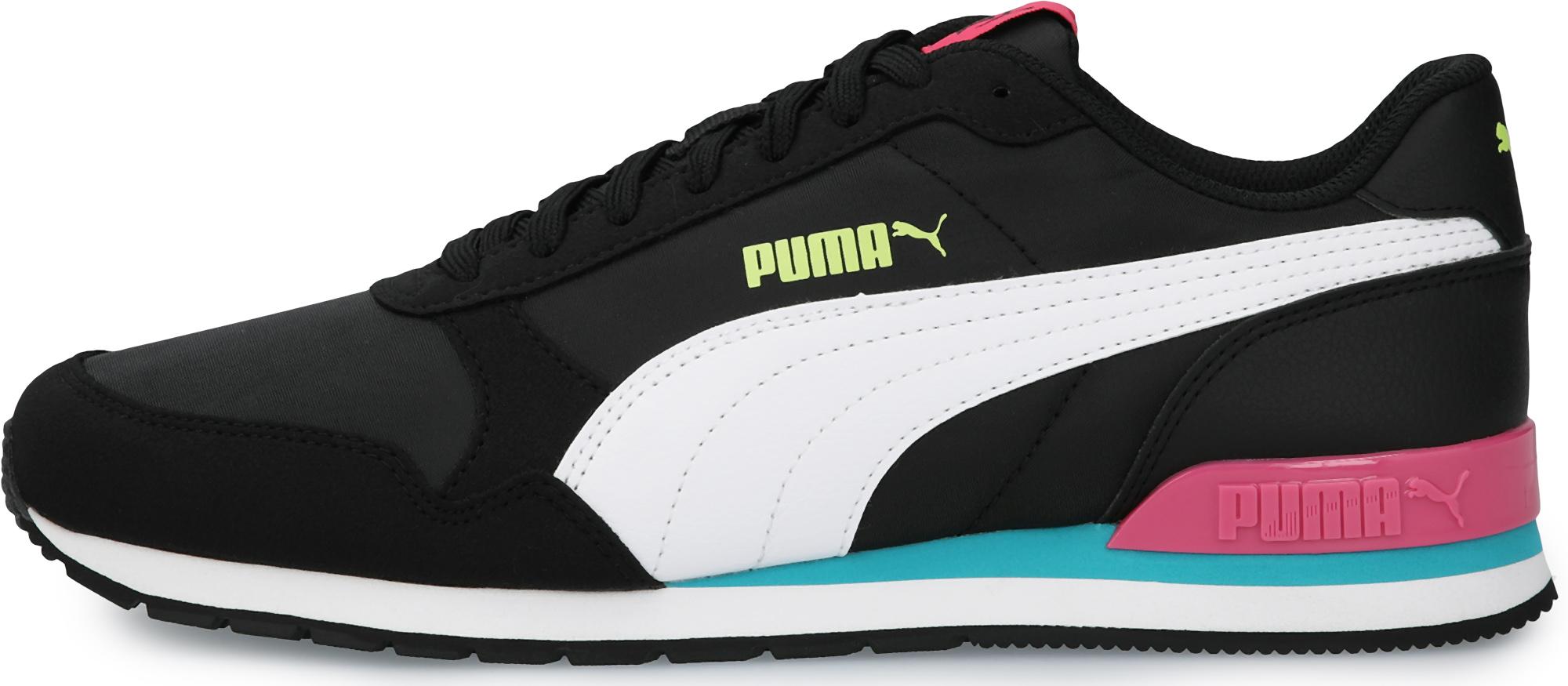 Фото - Puma Кроссовки женские Puma St Runner V2, размер 36.5 кроссовки мужские puma st runner